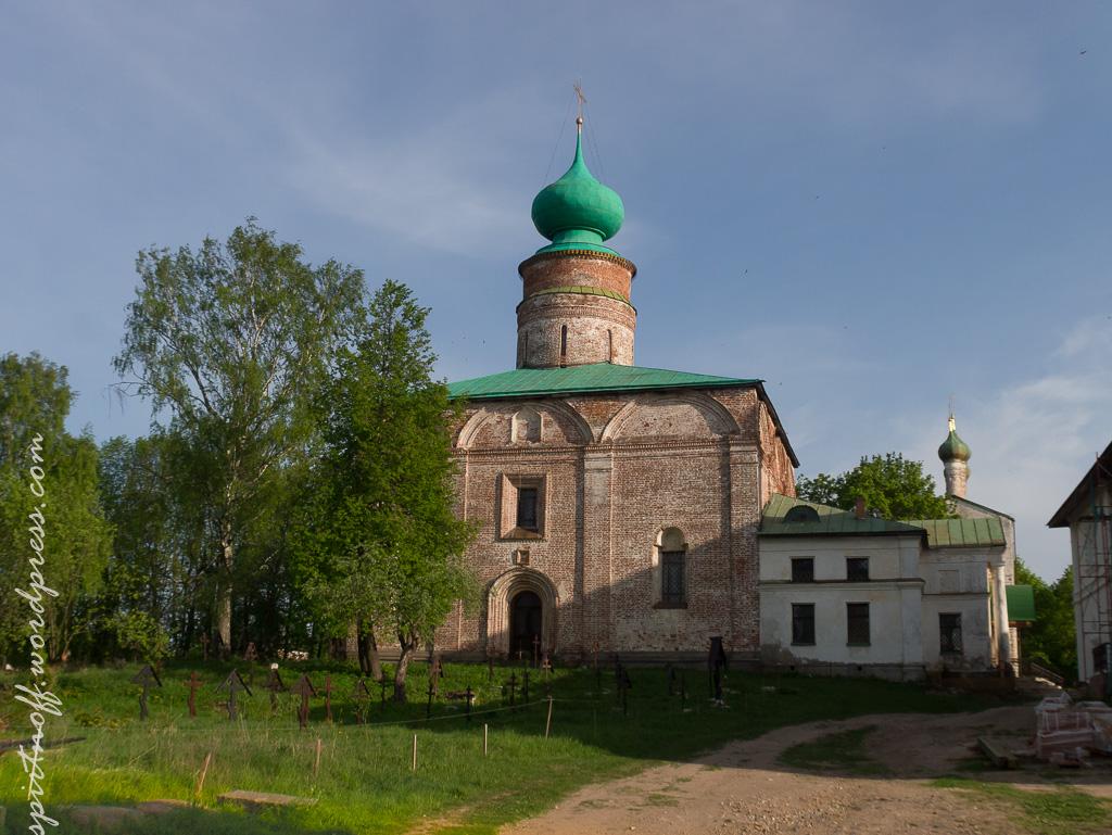 blog-61-of-105 Путешествия  Борисоглебский монастырь
