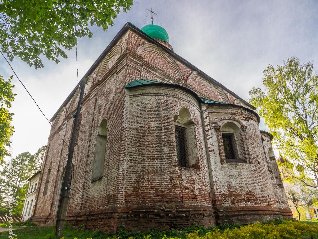 blog-73-of-105 Путешествия  Борисоглебский монастырь