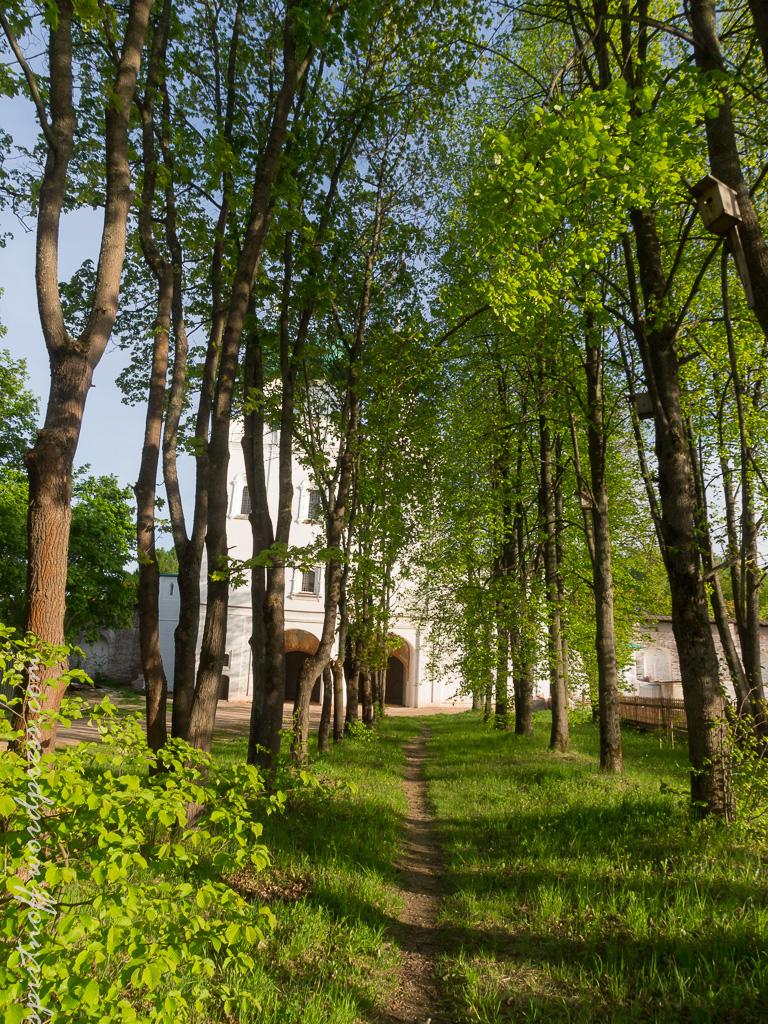 blog-86-of-105 Путешествия  Борисоглебский монастырь