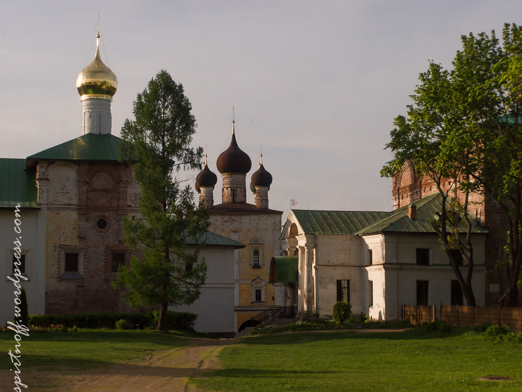 blog-91-of-105 Путешествия  Борисоглебский монастырь
