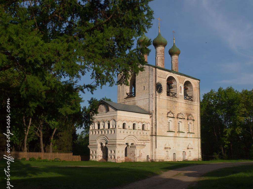 blog-96-of-105 Путешествия  Борисоглебский монастырь