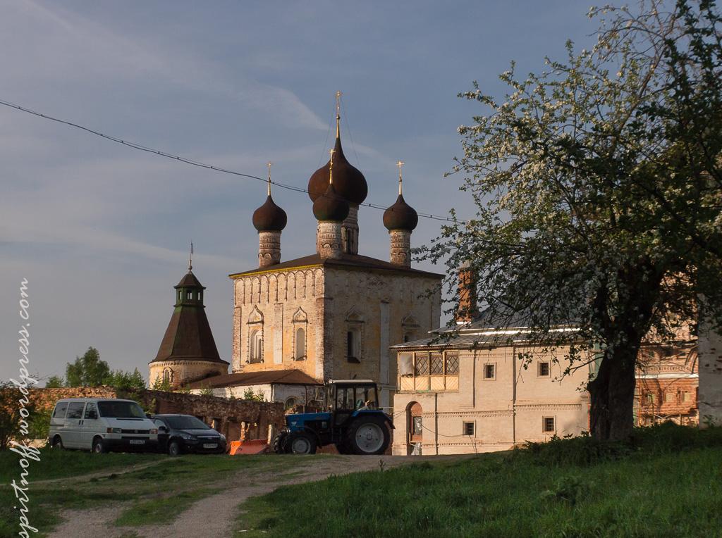 blog-99-of-105 Путешествия  Борисоглебский монастырь