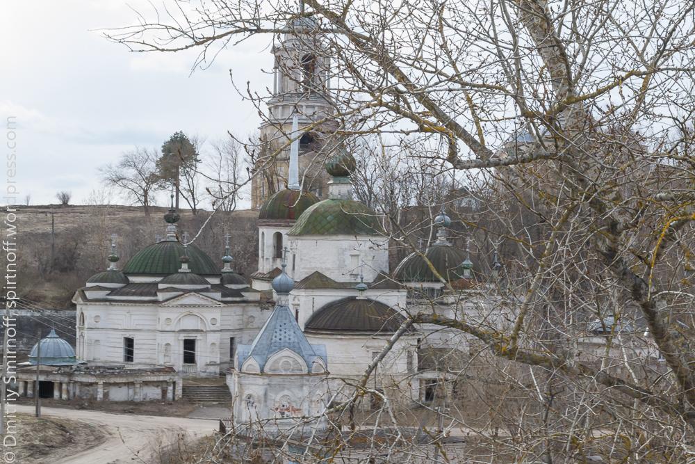 blog-10-of-111 Путешествия  Старица. Свято-Успенский Монастырь