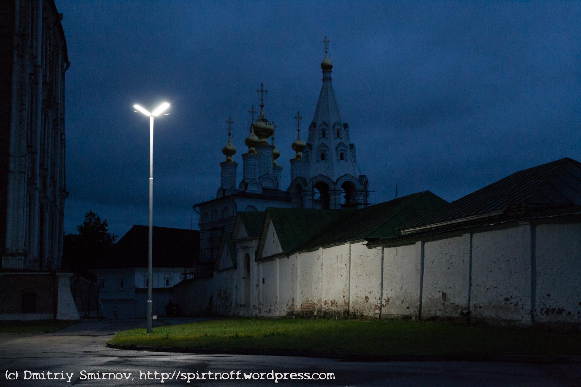 blog-13-of-59 Путешествия  Рязань. Город темных фонарей