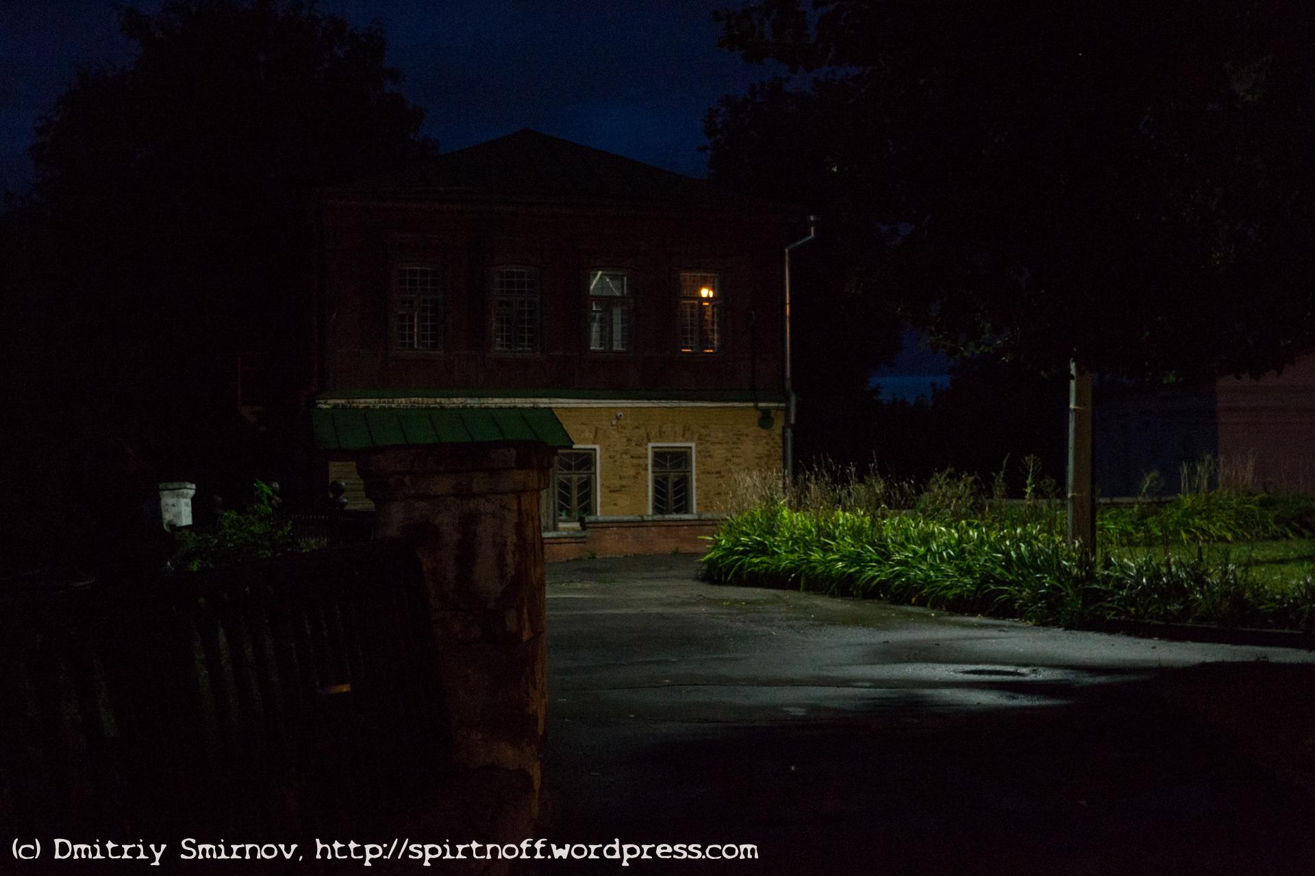 blog-26-of-59 Путешествия  Рязань. Город темных фонарей