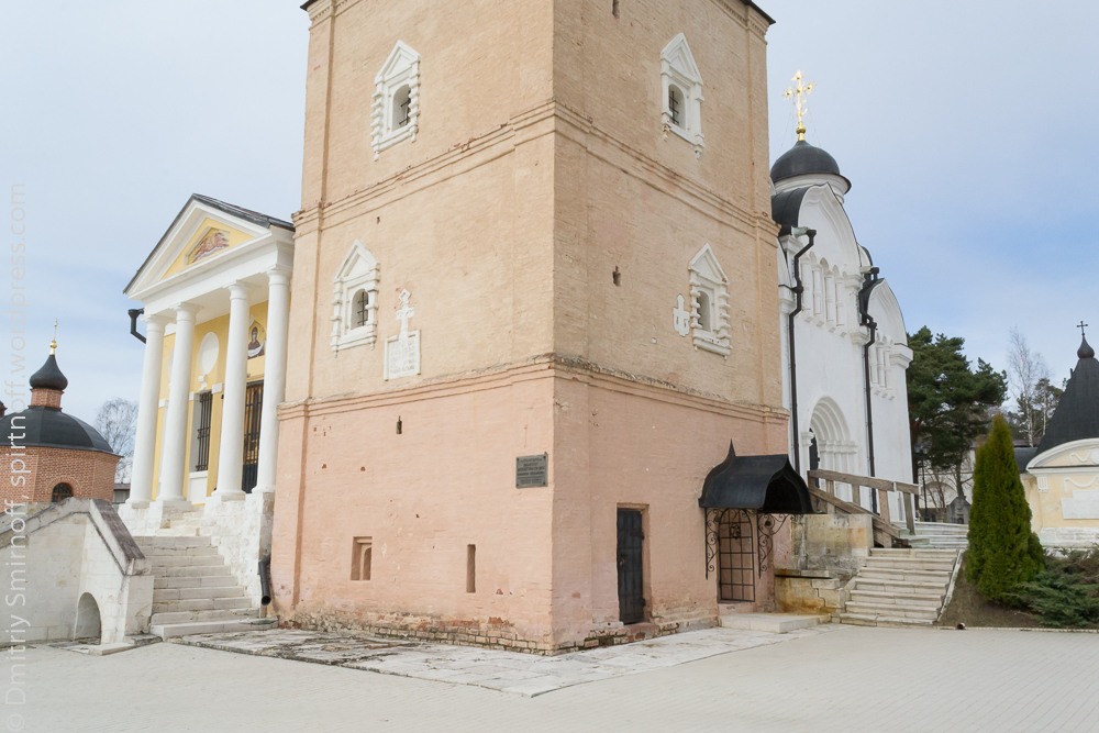 blog-34-of-111 Путешествия  Старица. Свято-Успенский Монастырь