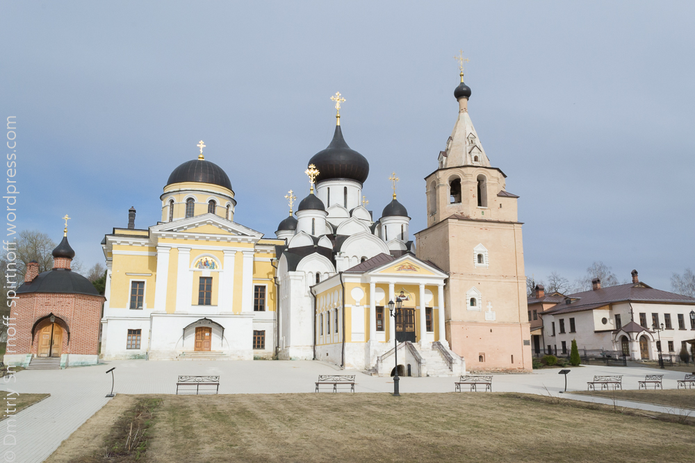 blog-38-of-111 Путешествия  Старица. Свято-Успенский Монастырь