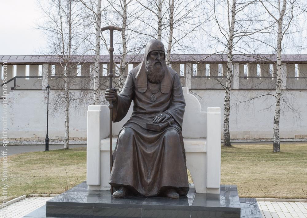 blog-43-of-111 Путешествия  Старица. Свято-Успенский Монастырь