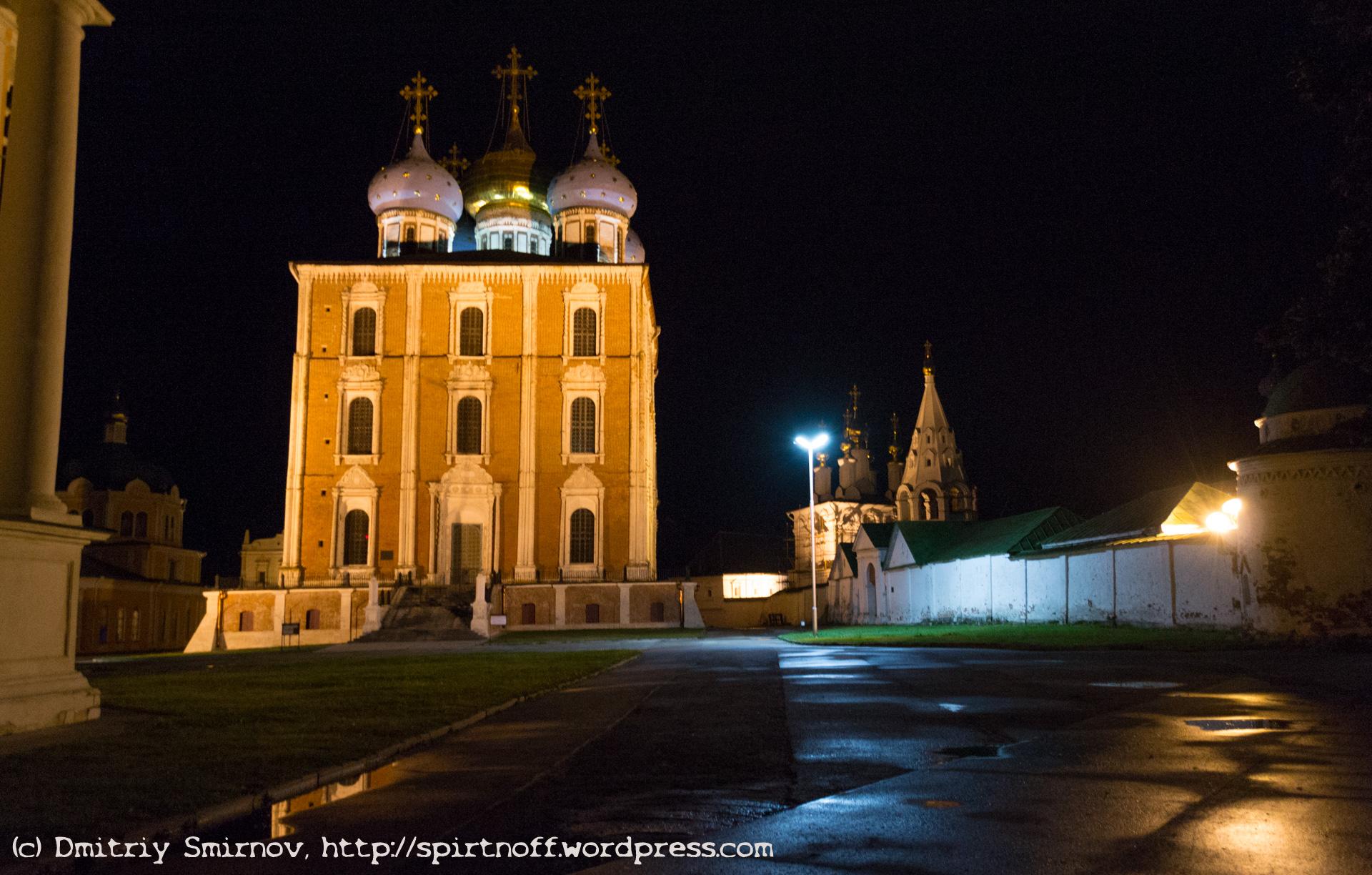 blog-49-of-59 Путешествия  Рязань. Город темных фонарей