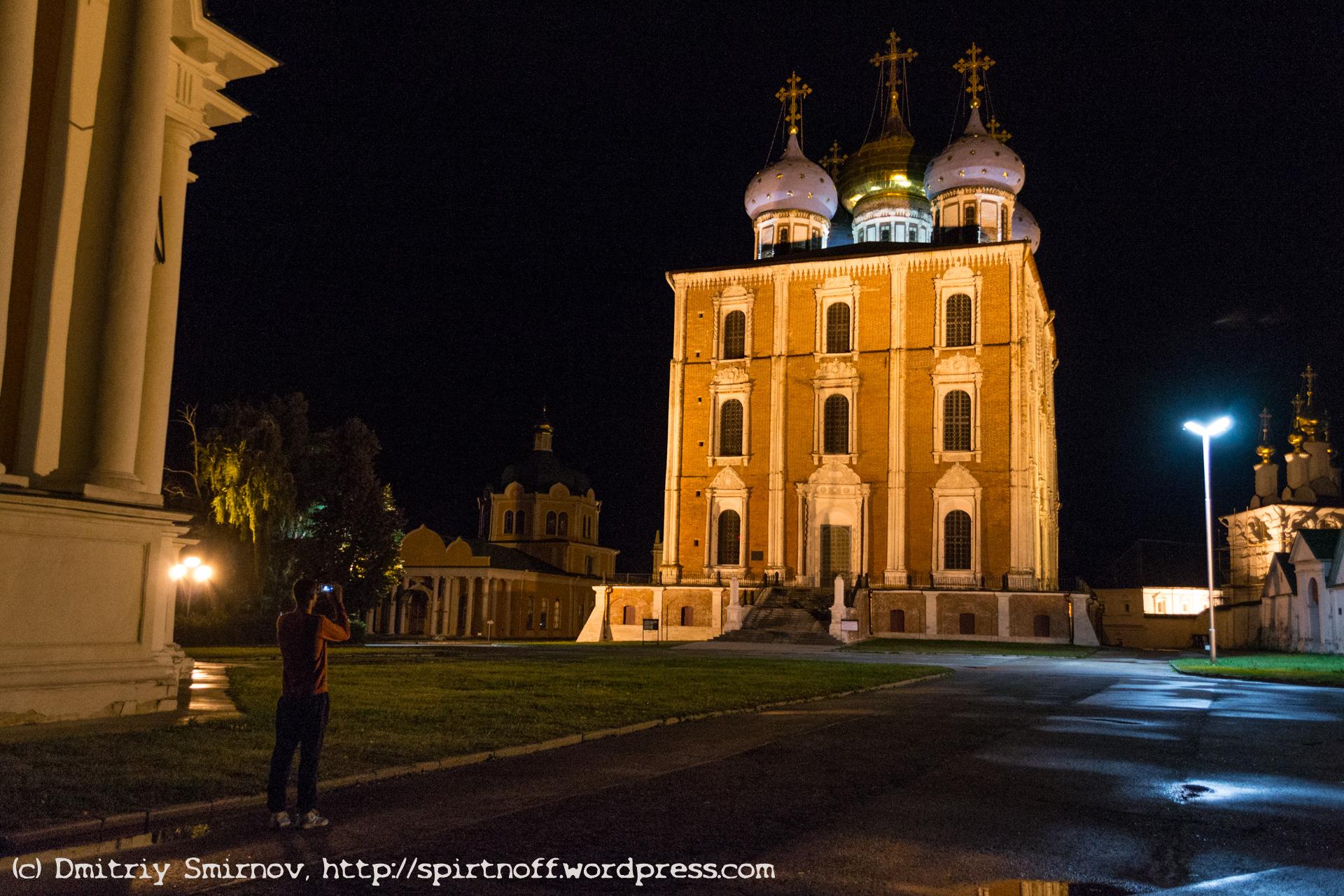 blog-51-of-59 Путешествия  Рязань. Город темных фонарей