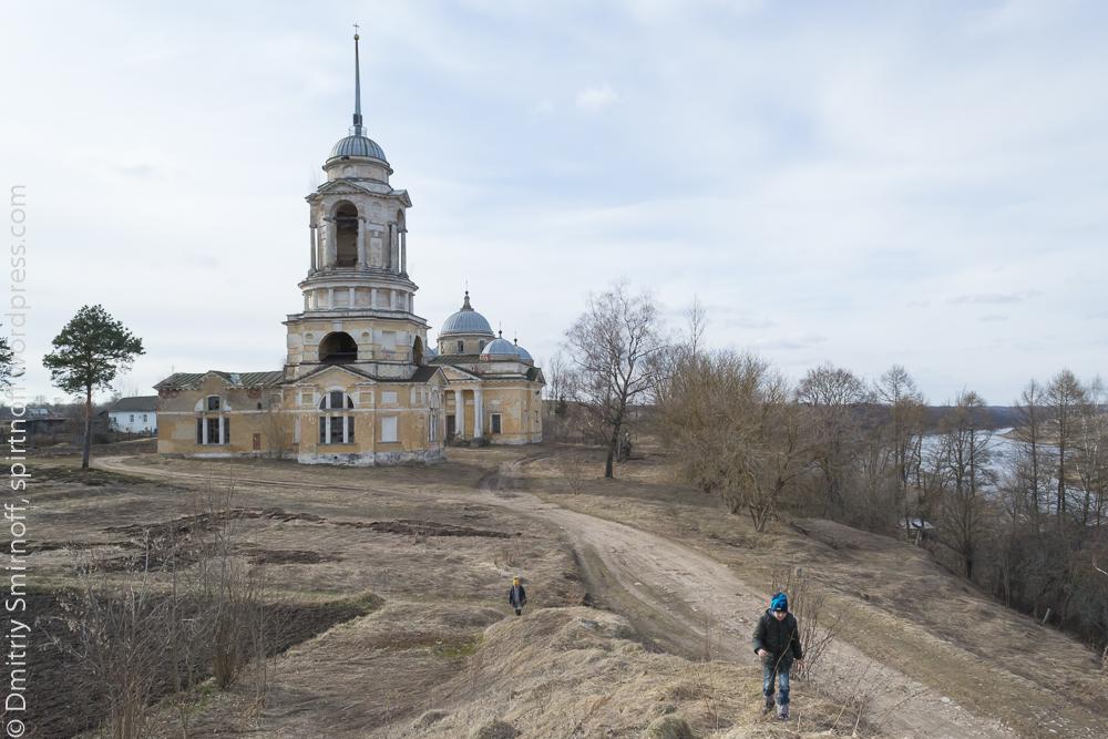 blog-63-of-111 Путешествия  Старица. Городище