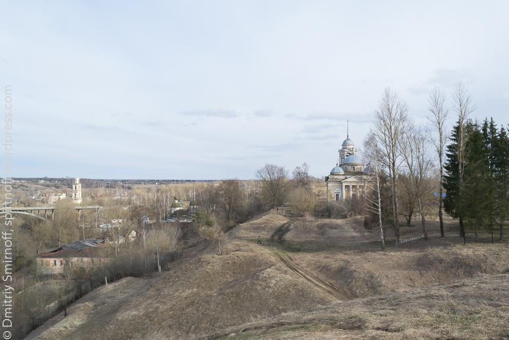 blog-94-of-111 Путешествия  Старица. Городище