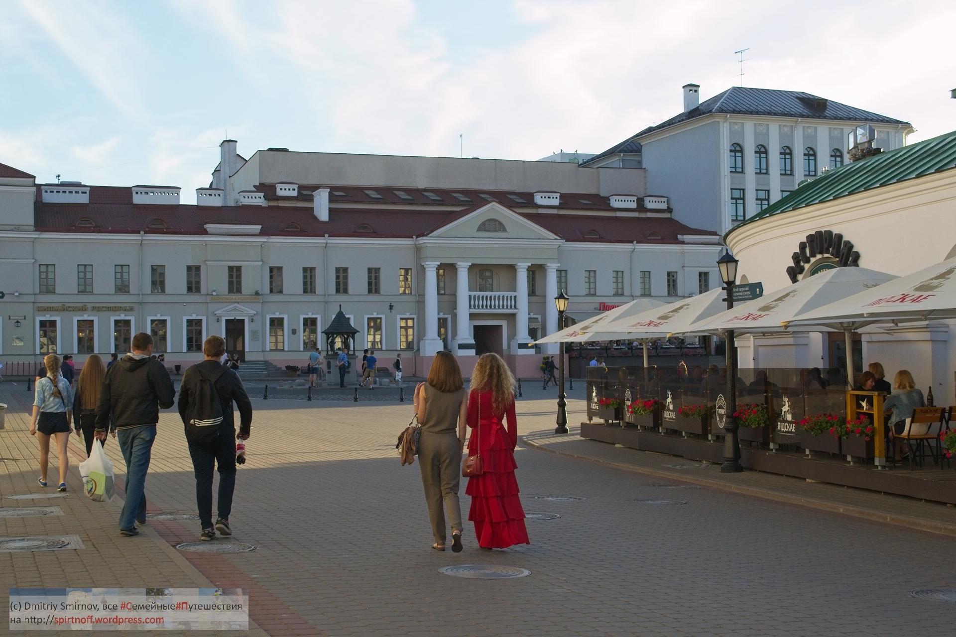 DSC_6904-Blog-33 Путешествия  Минск. Немига, Площадь Независимости