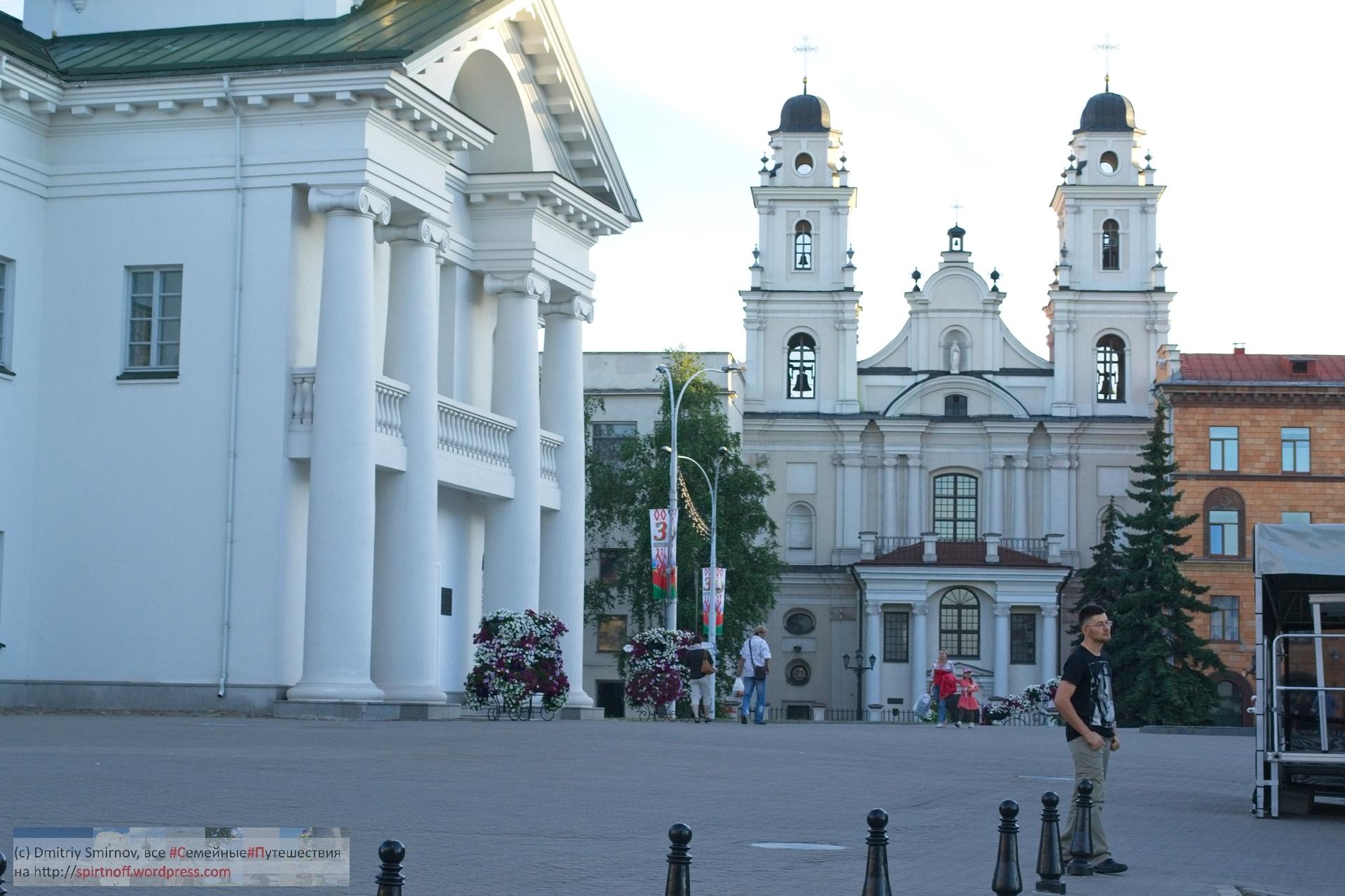 DSC_6938-Blog-29 Путешествия  Минск. Немига, Площадь Независимости