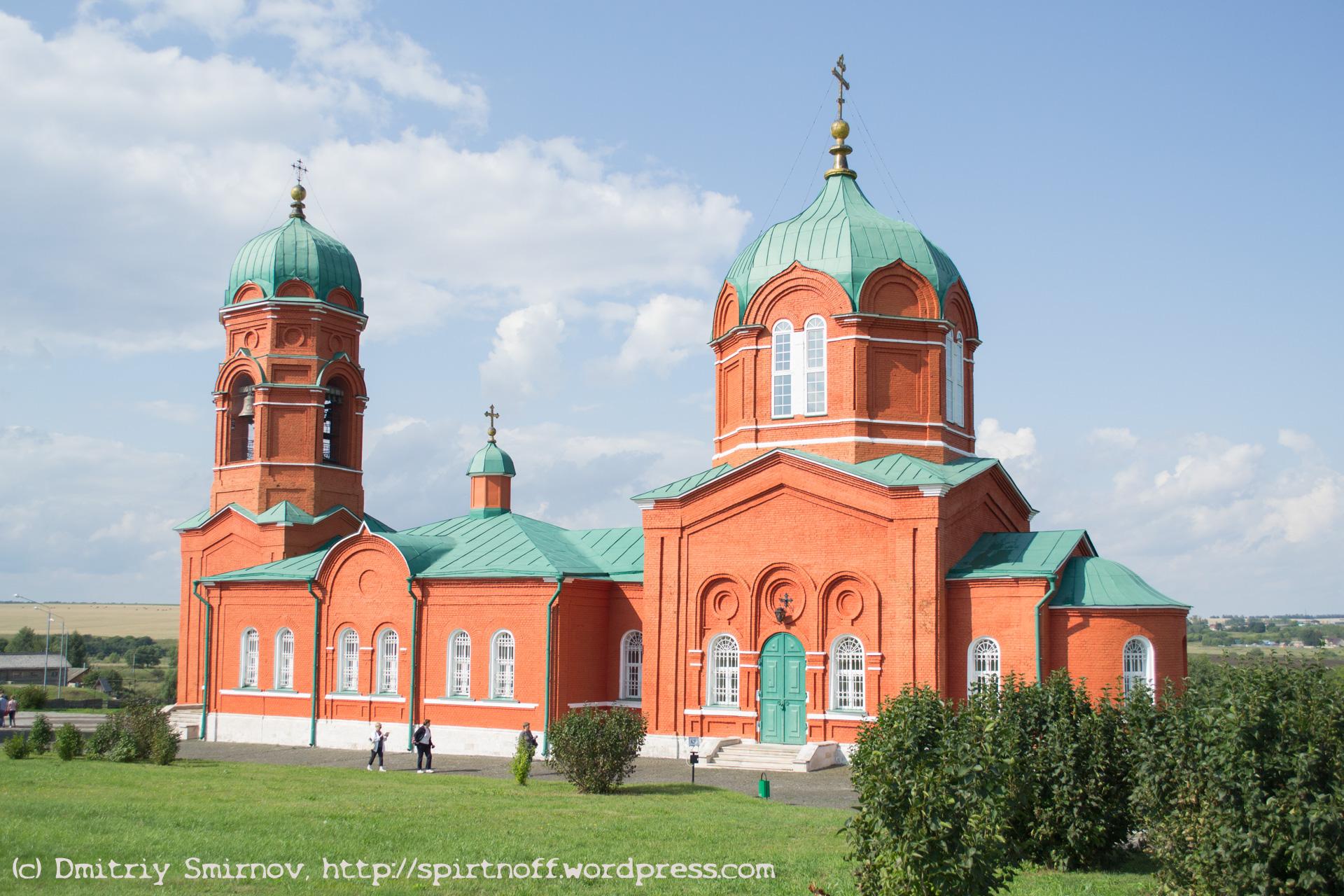 Blog-20-of-105 Путешествия  Куликово поле. Монастырщино