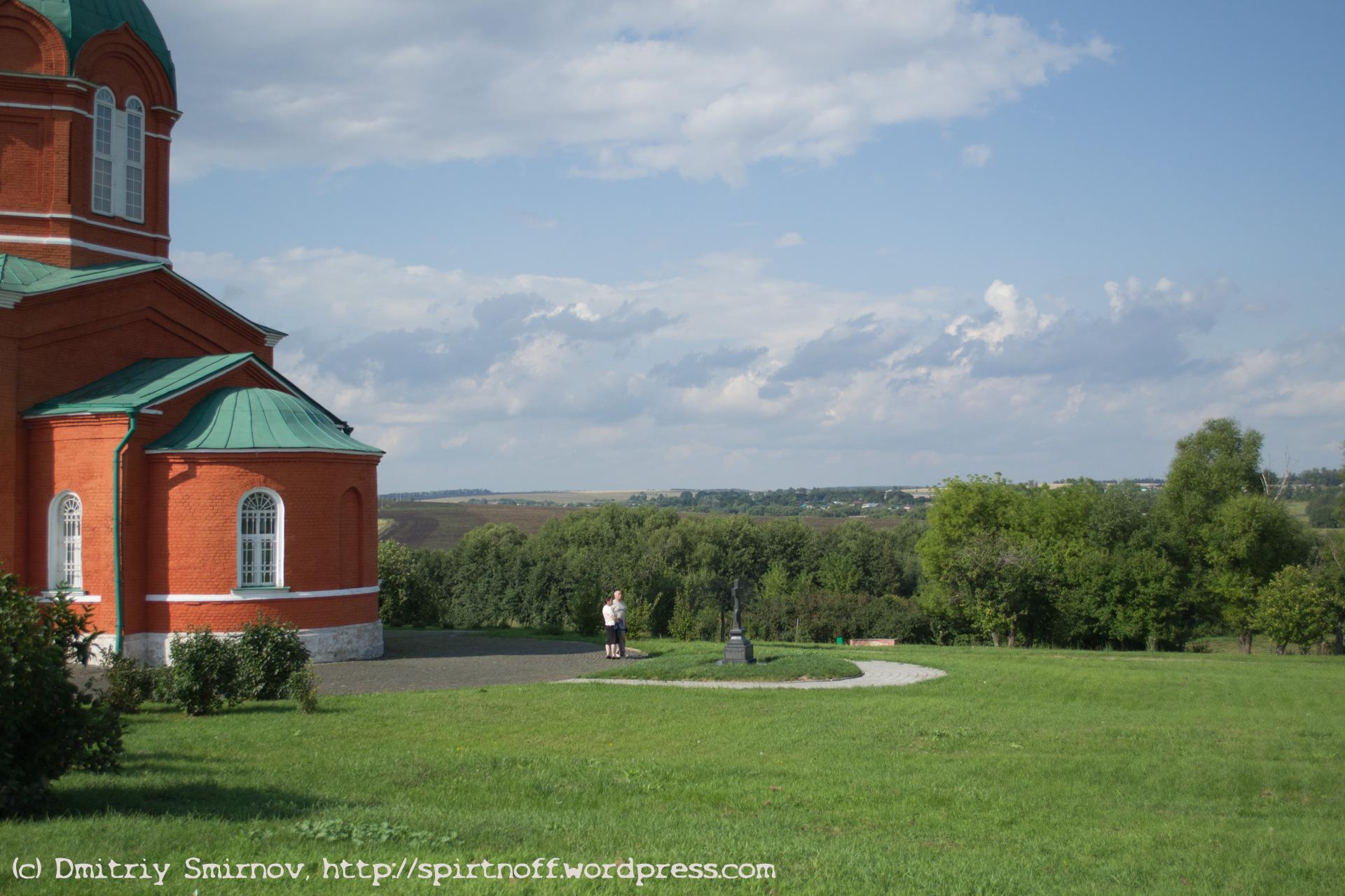 Blog-40-of-105 Путешествия  Куликово поле. Монастырщино