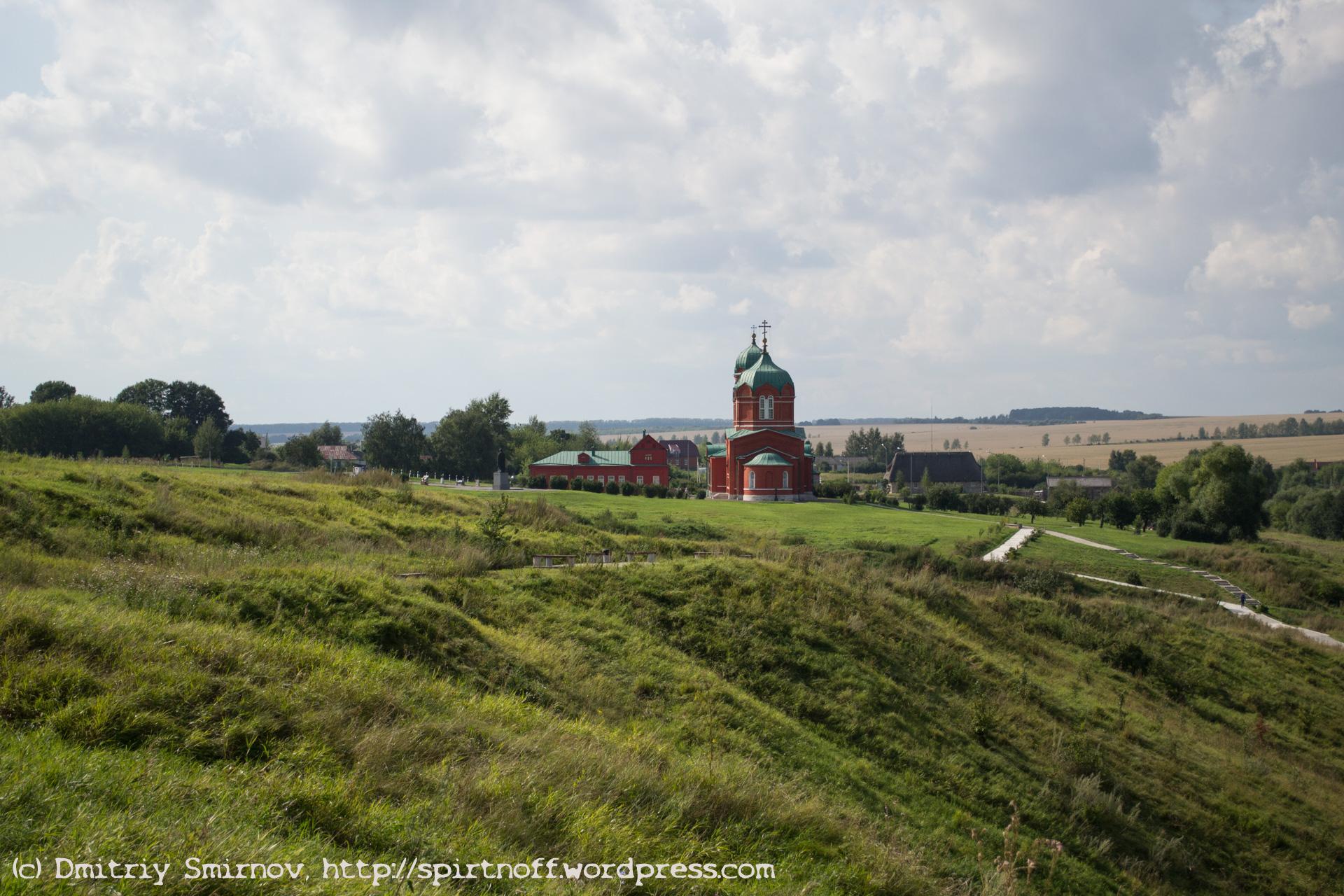 Blog-42-of-105 Путешествия  Куликово поле. Монастырщино