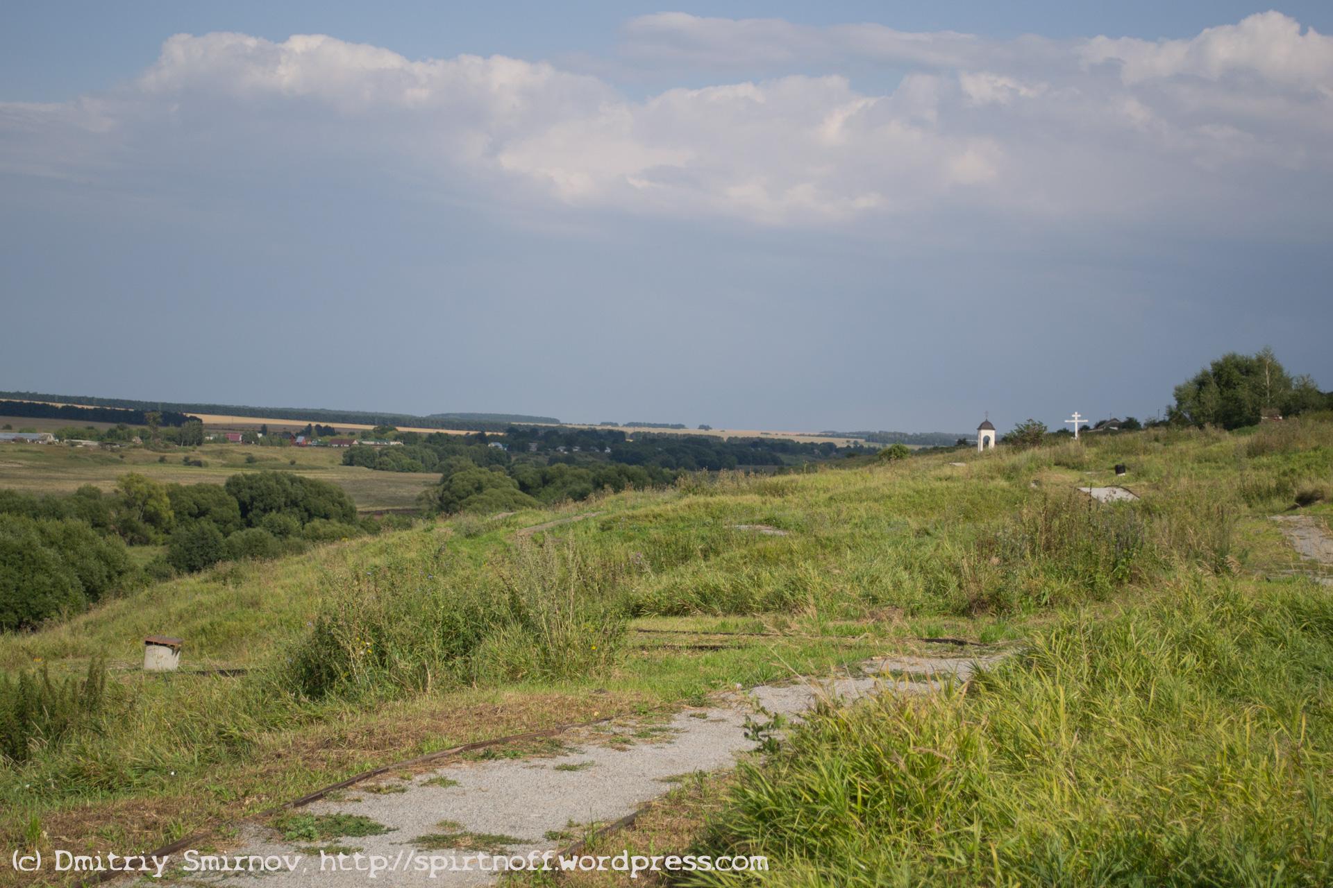 Blog-43-of-105 Путешествия  Куликово поле. Монастырщино