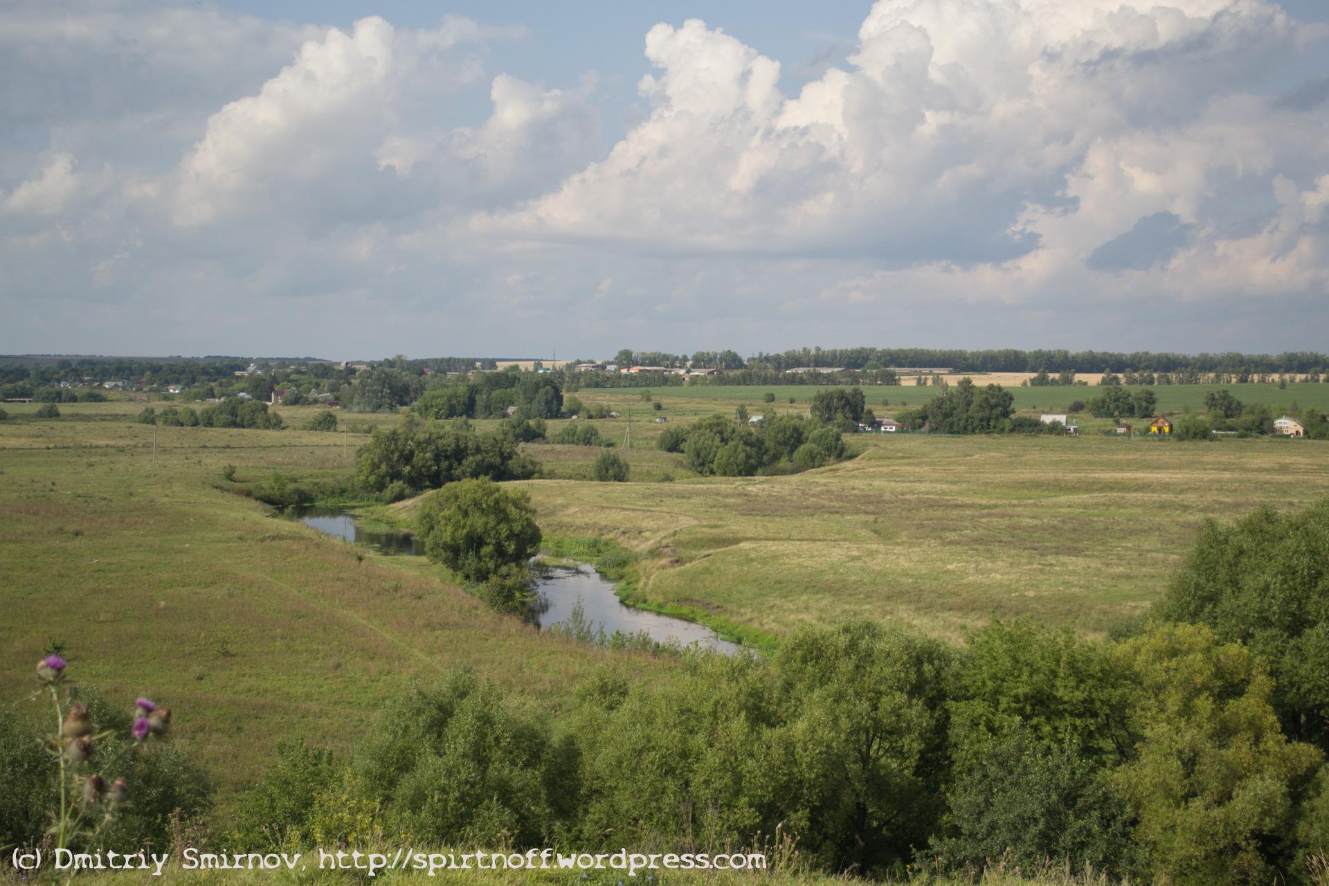 Blog-44-of-105 Путешествия  Куликово поле. Монастырщино