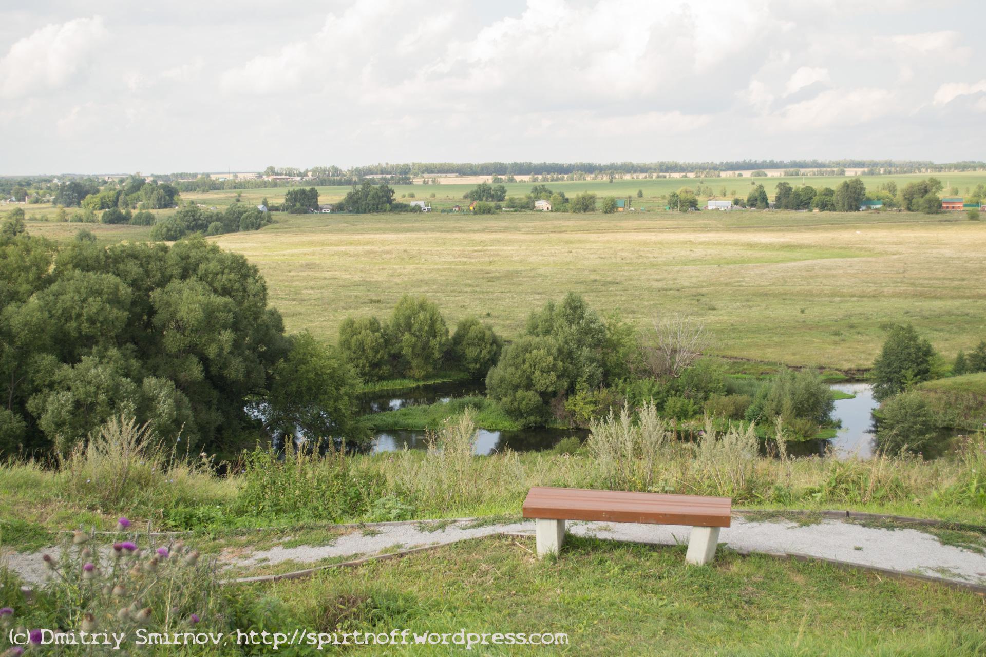 Blog-46-of-105 Путешествия  Куликово поле. Монастырщино