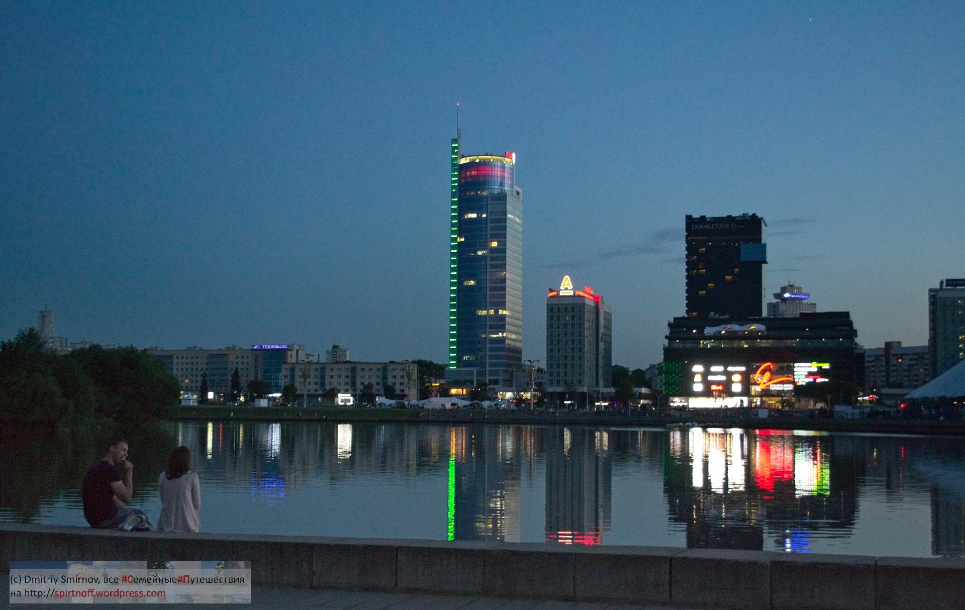 DSC_7309-71-Blog-27 Путешествия  Минск. Закат и город