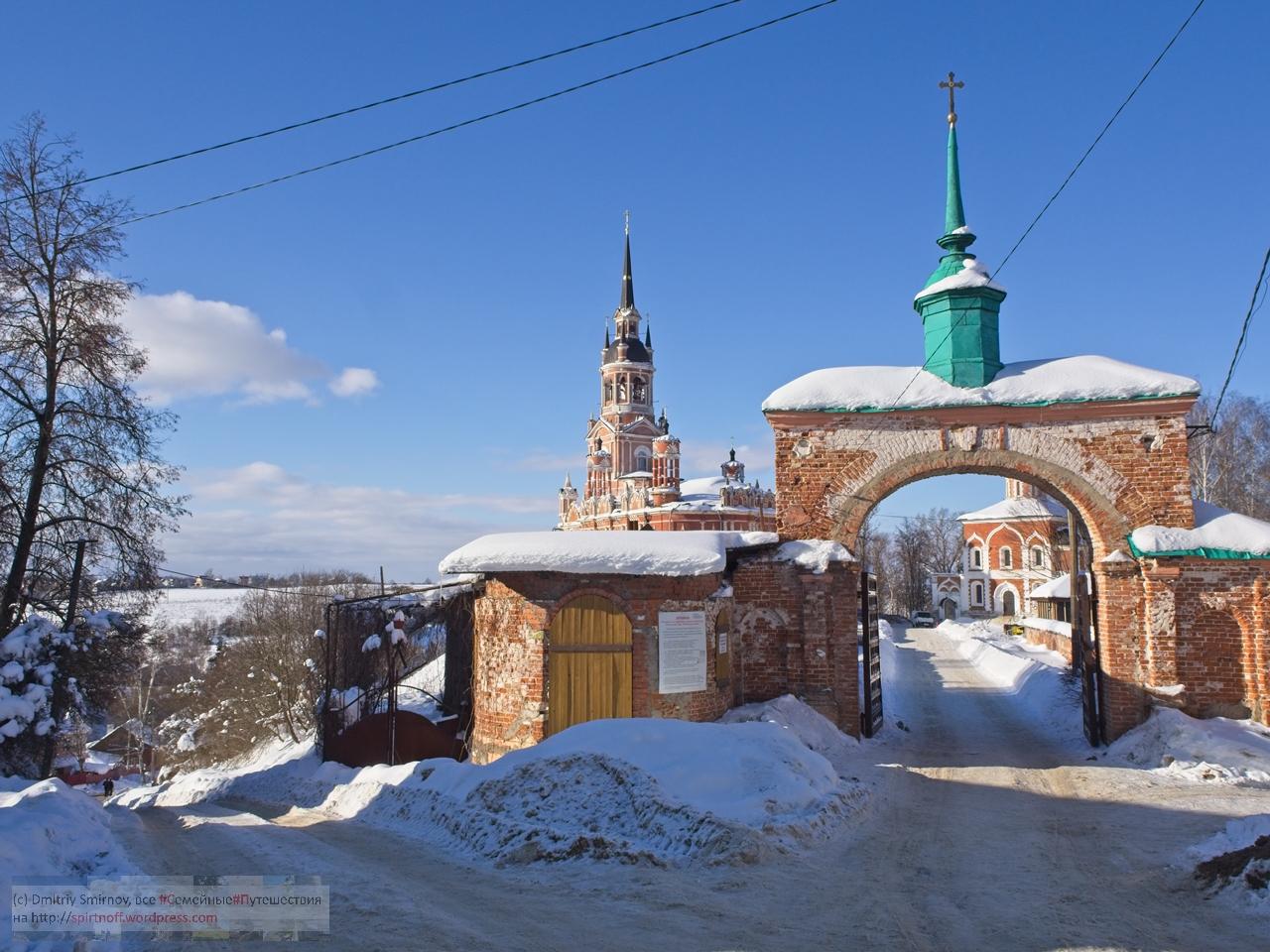 SMI31713-Blog-70 Путешествия  Можайск, про который ничего рассказать, но есть, что показать