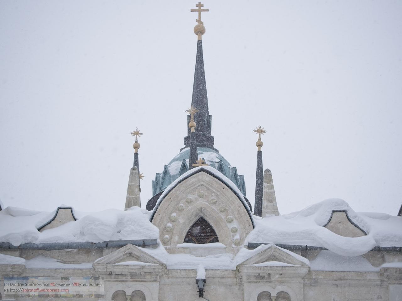 SMI11198-Blog-51 Всякое  Та самая готишная церковь и горка усадьбы Быково