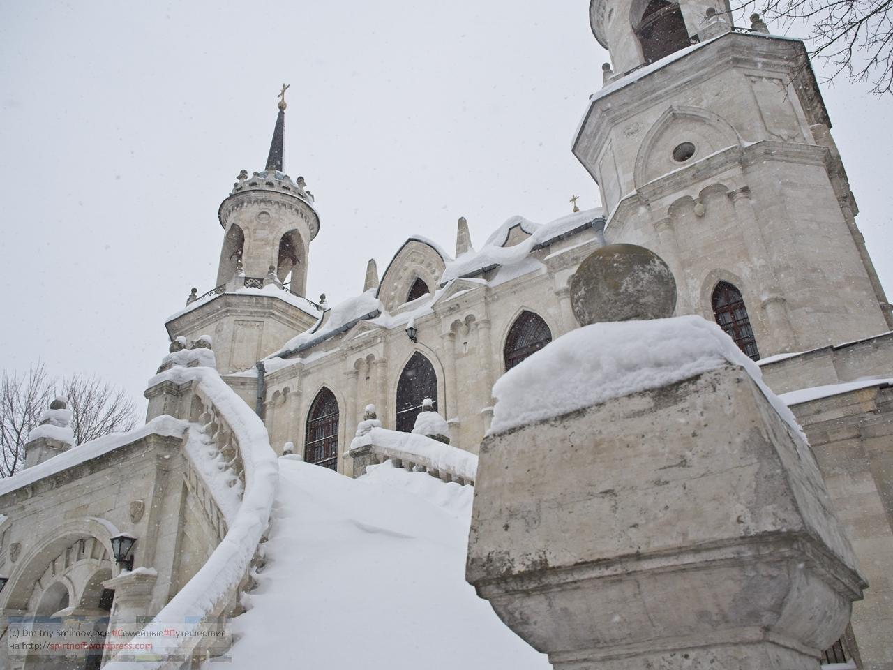 SMI11201-Blog-89 Всякое  Та самая готишная церковь и горка усадьбы Быково