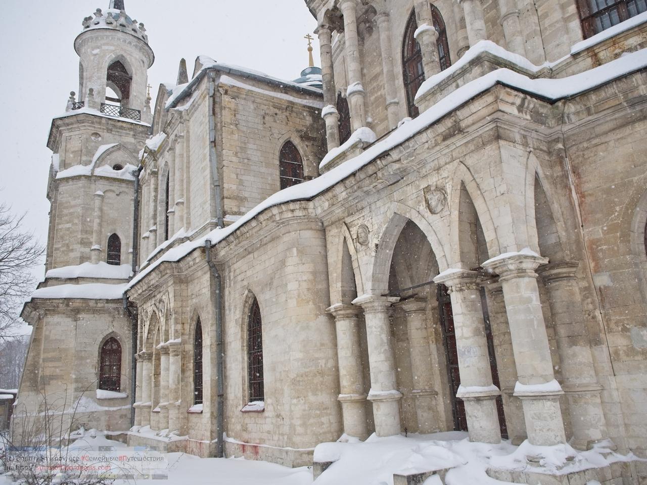 SMI11218-Blog-10 Всякое  Та самая готишная церковь и горка усадьбы Быково