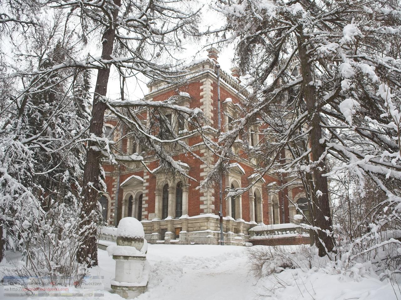 SMI11338-Blog-72 Всякое  Та самая готишная церковь и горка усадьбы Быково