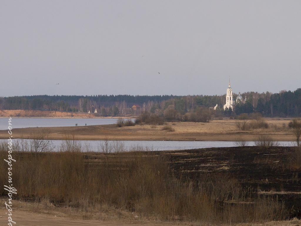 Путешествия  Волга (Углич). Мышкин. Рыбинск