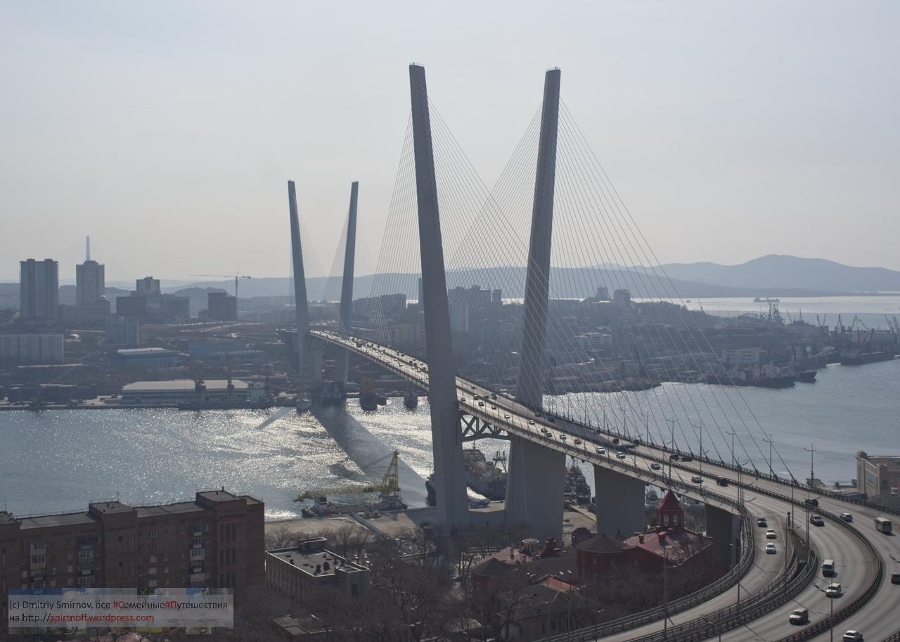 Путешествия  Владивосток. Первые впечатления при свете дня