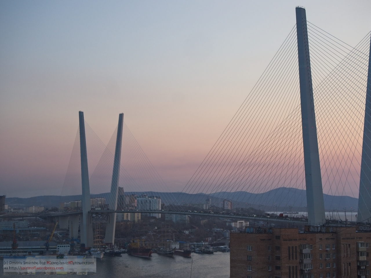 """SMI72105-Blog-41 Путешествия  Владивосток. """"У нас тоже можно гулять пешком!"""""""