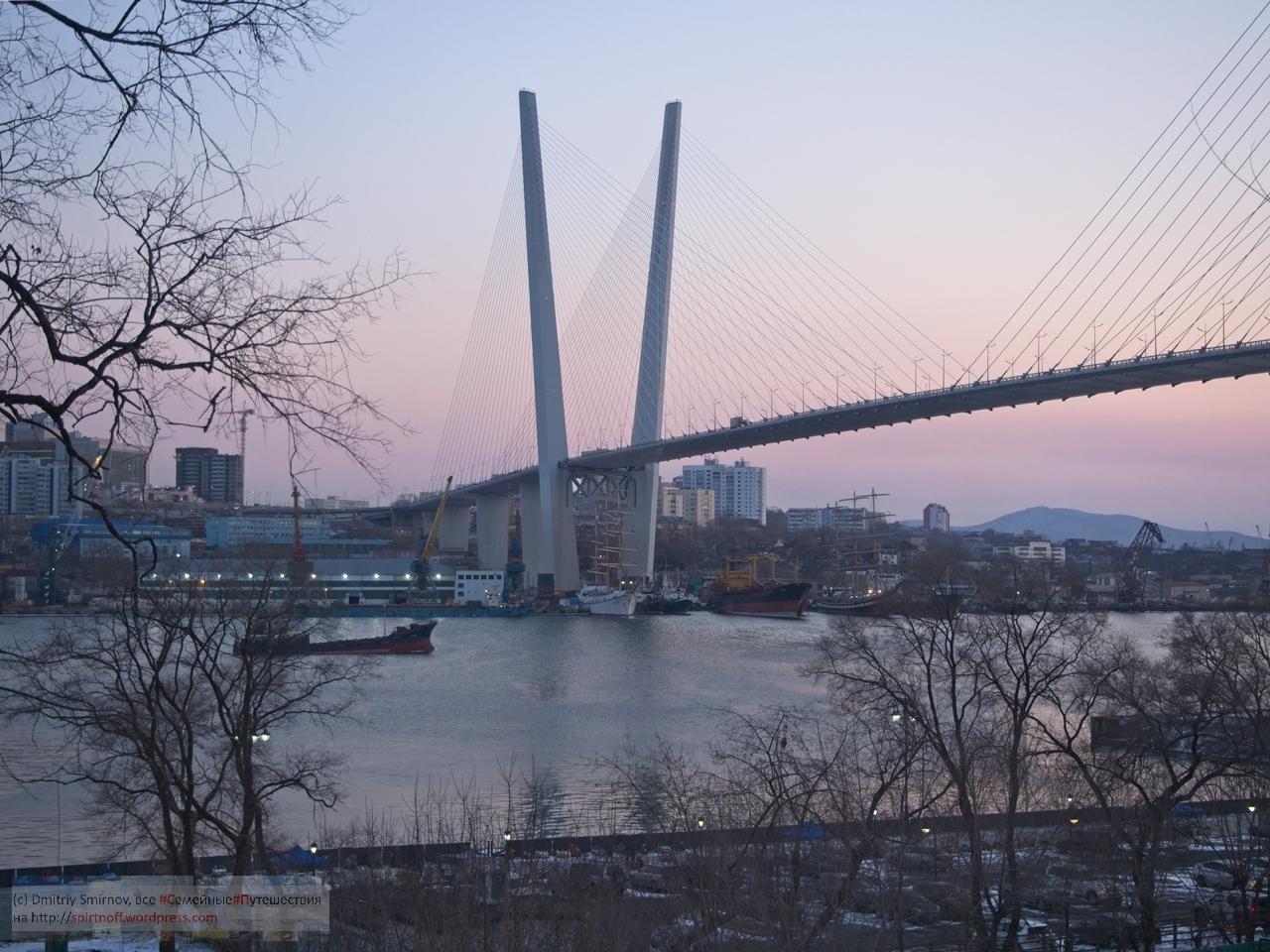 """SMI72143-Blog-245 Путешествия  Владивосток. """"У нас тоже можно гулять пешком!"""""""