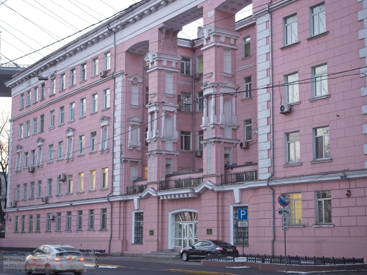 """SMI72148-Blog-283 Путешествия  Владивосток. """"У нас тоже можно гулять пешком!"""""""