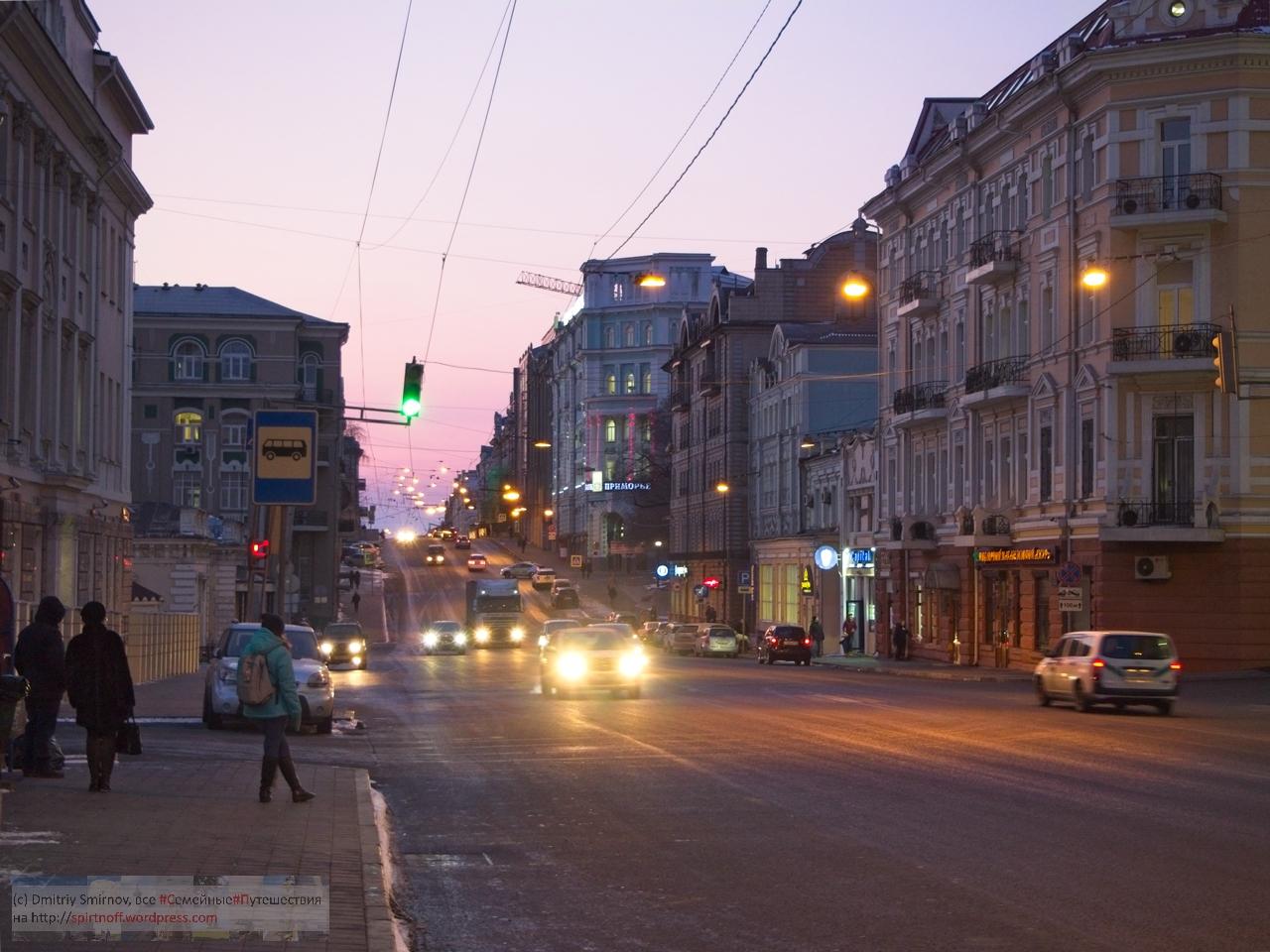 """SMI72185-Blog-223 Путешествия  Владивосток. """"У нас тоже можно гулять пешком!"""""""