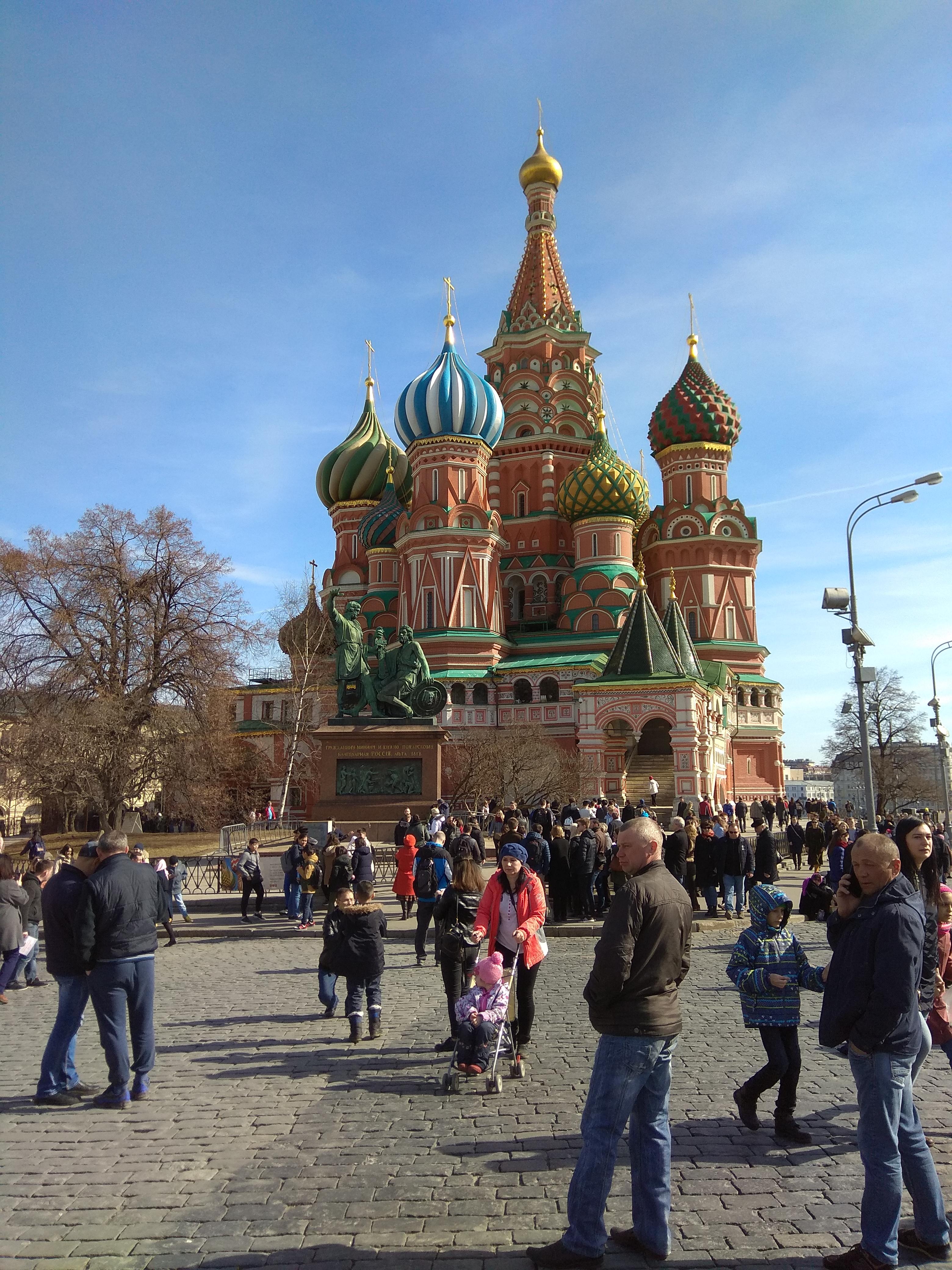 IMG_20180408_143013 Путешествия  Храм Василия Блаженного