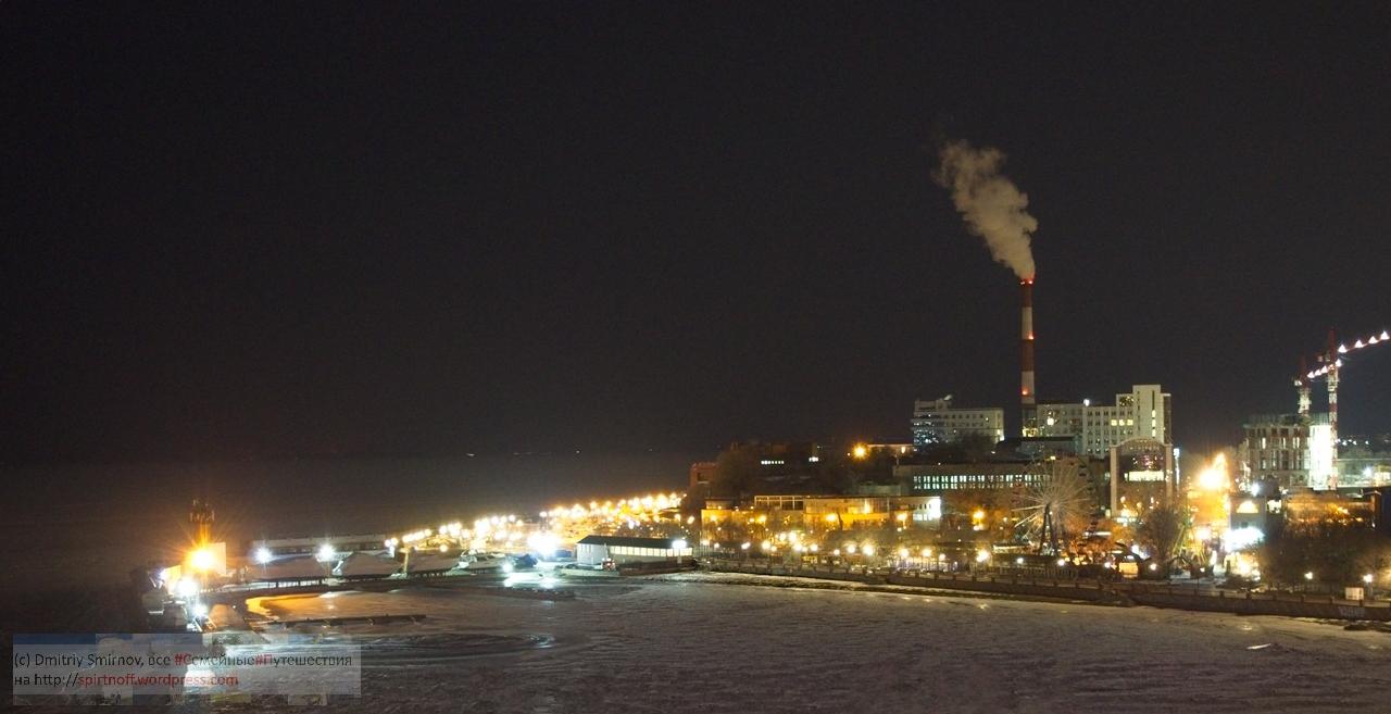 Путешествия  Владивосток. Почти без мостов или как я покорял сопку