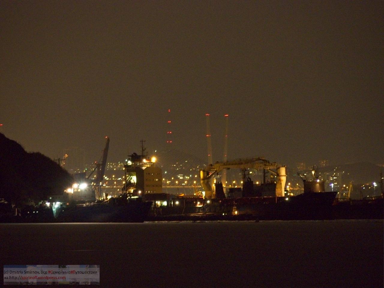 Путешествия  Владивосток. Токаревский маяк