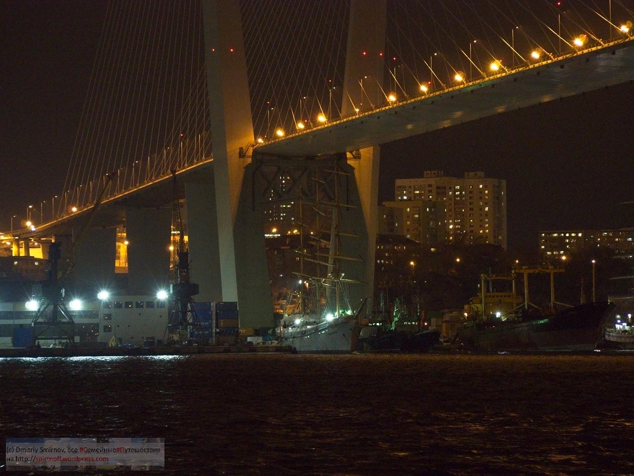 Путешествия  Владивосток. Сквер Щетининой и Набережная Цесаревича