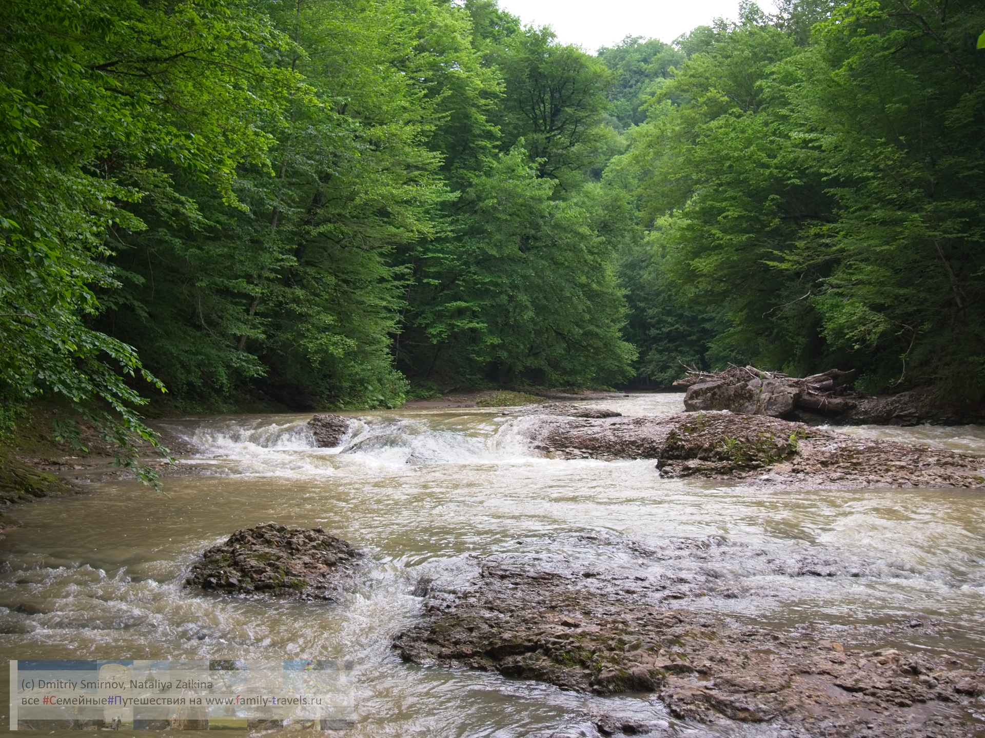 Blog-011 Путешествия  Два водопада