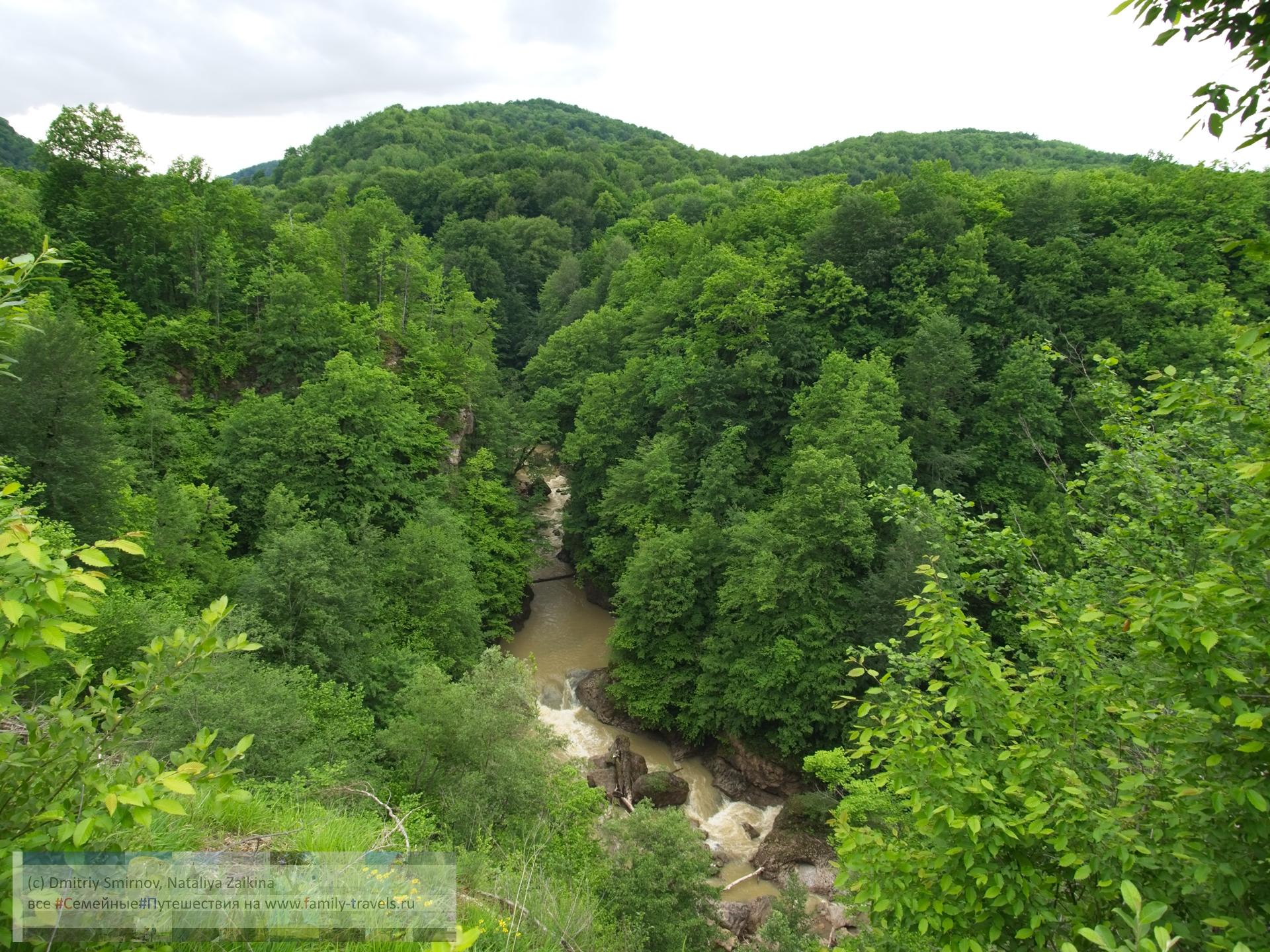 Blog-05 Путешествия  Два водопада