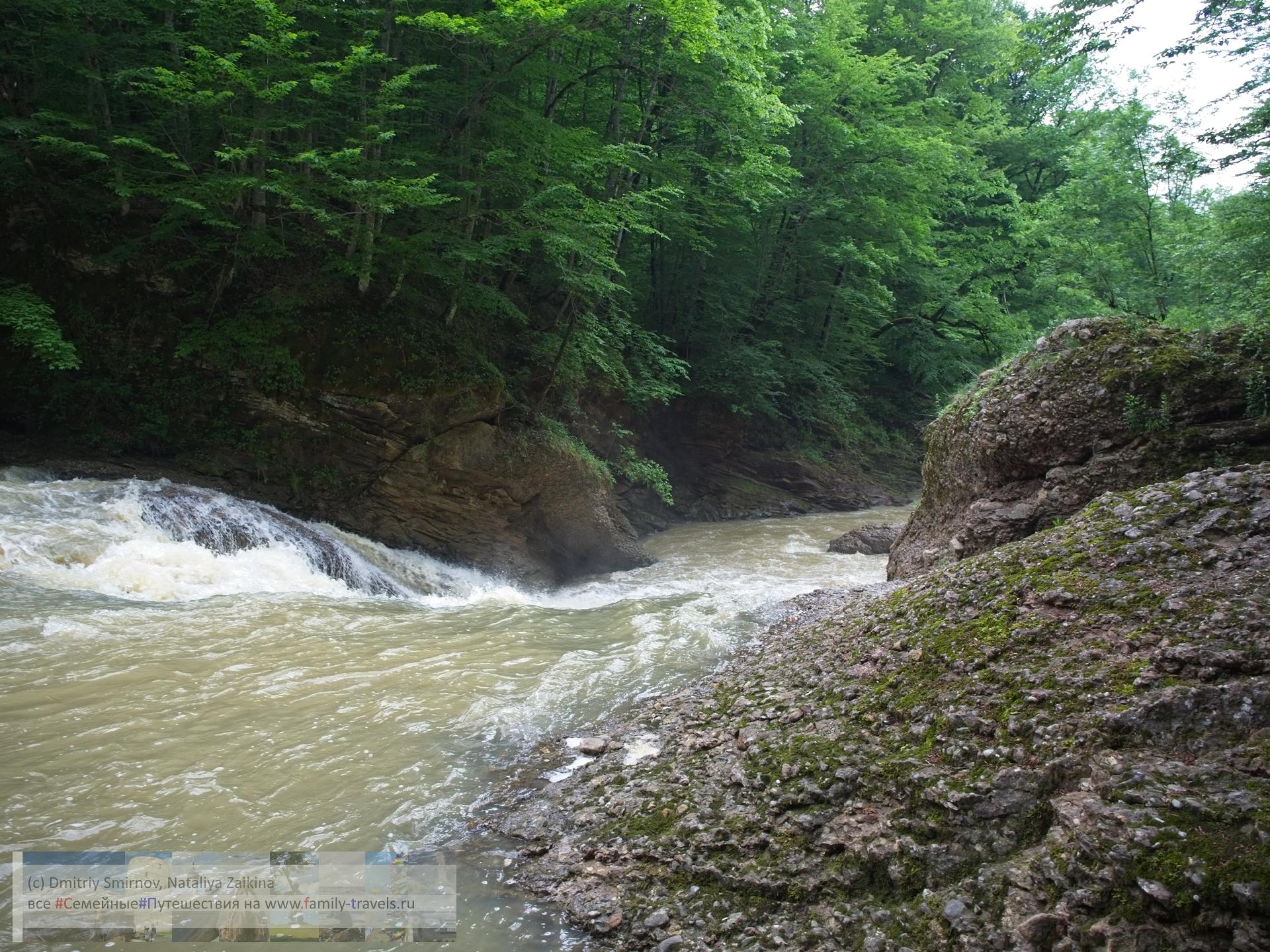 Blog-08 Путешествия  Два водопада