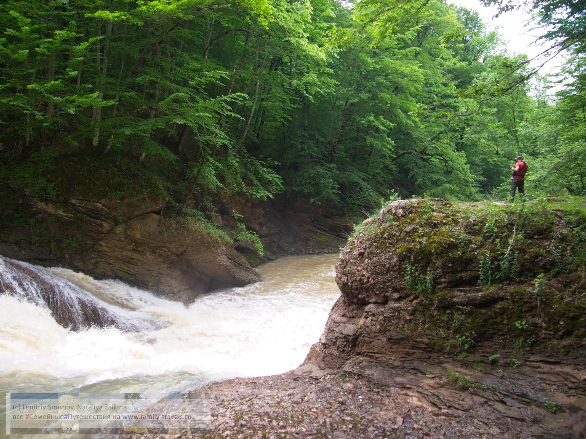 Blog-09 Путешествия  Два водопада