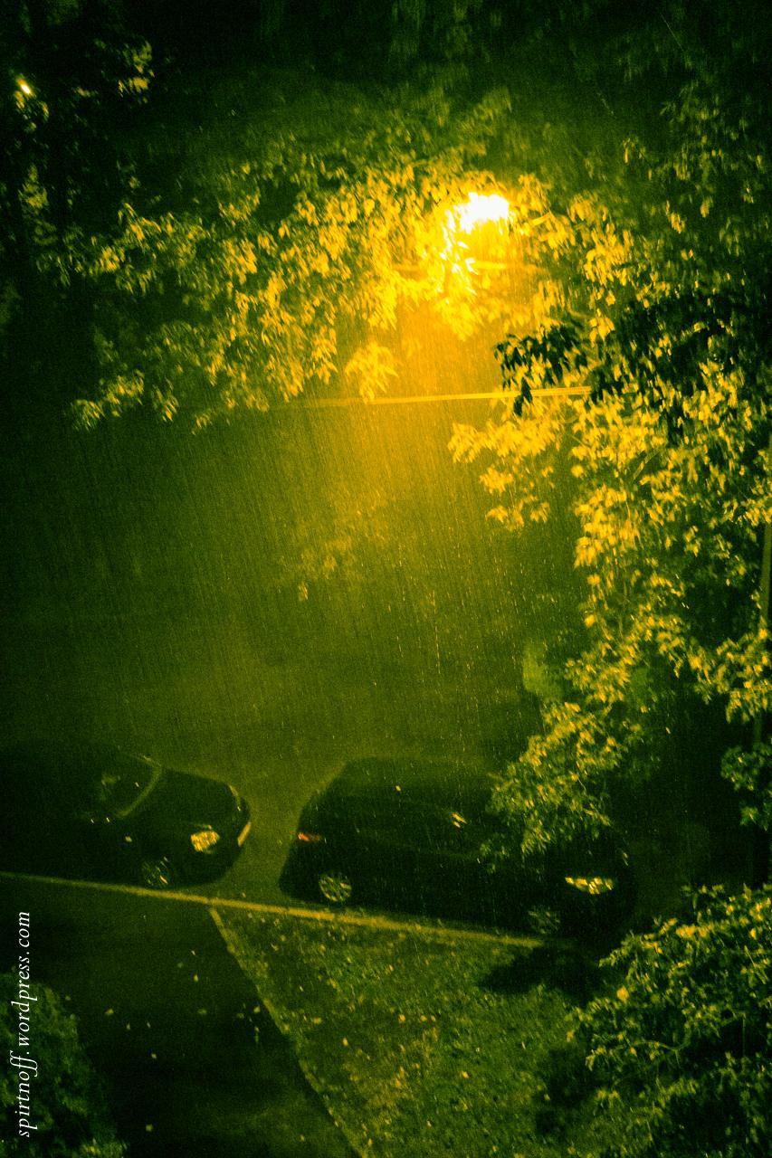 Просто фото  Кислотный дождь