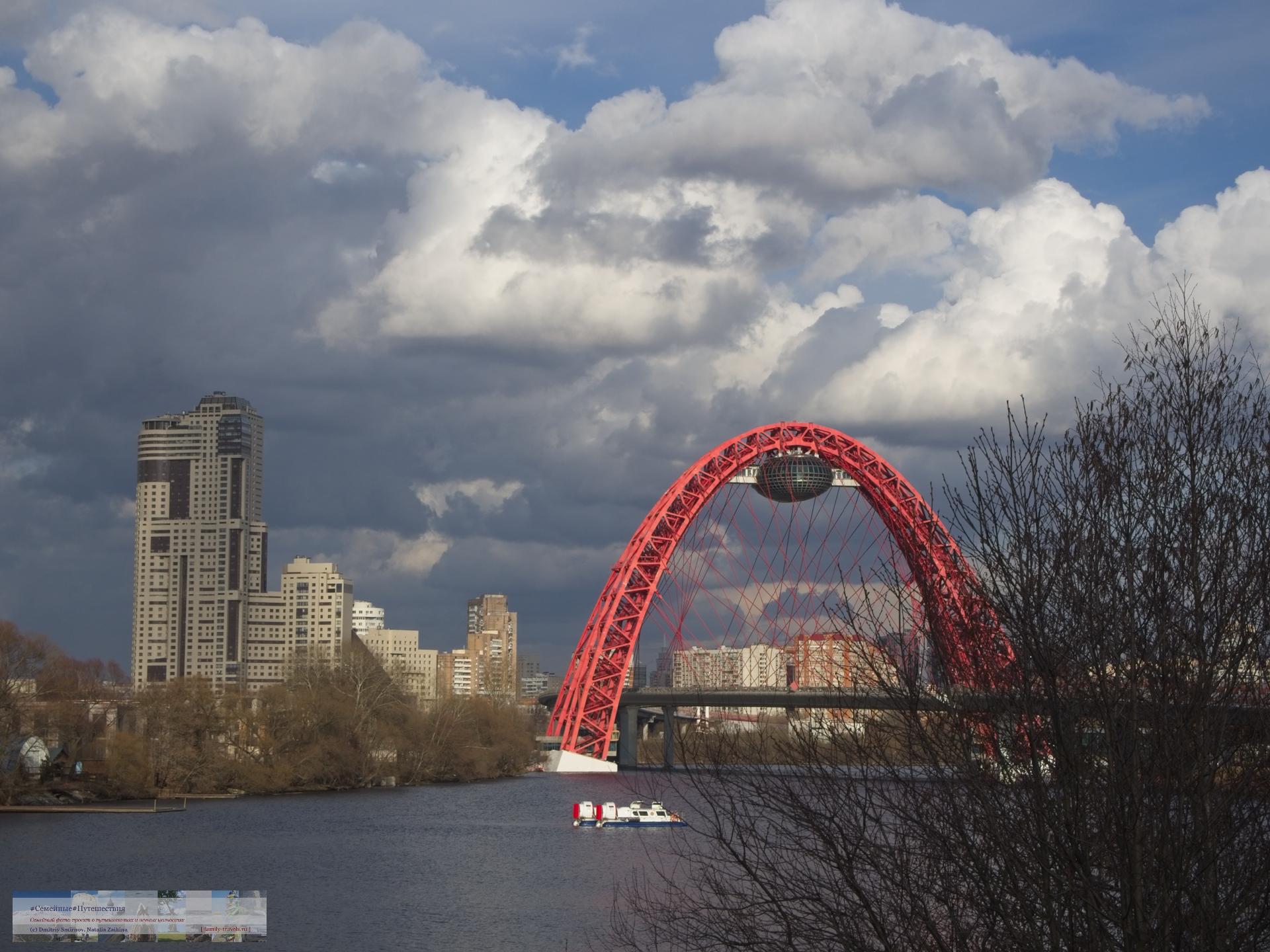 Всякое  Треть паркового (зеленого) кольца Москвы