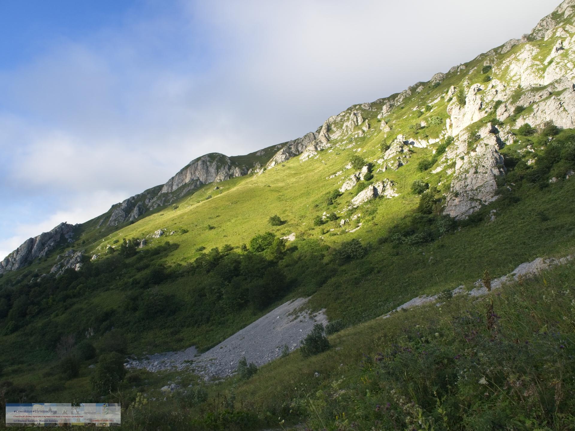 Путешествия  Перевал майкопский (трек, который не состоялся)
