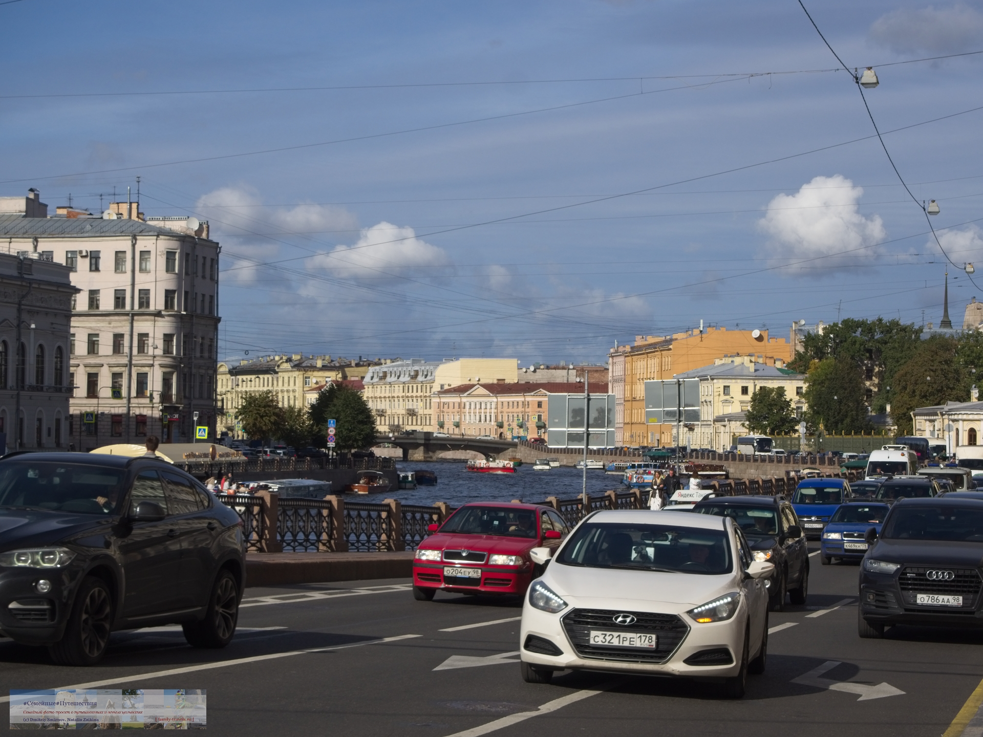 Путешествия  Бегом по Невскому (ч.1)