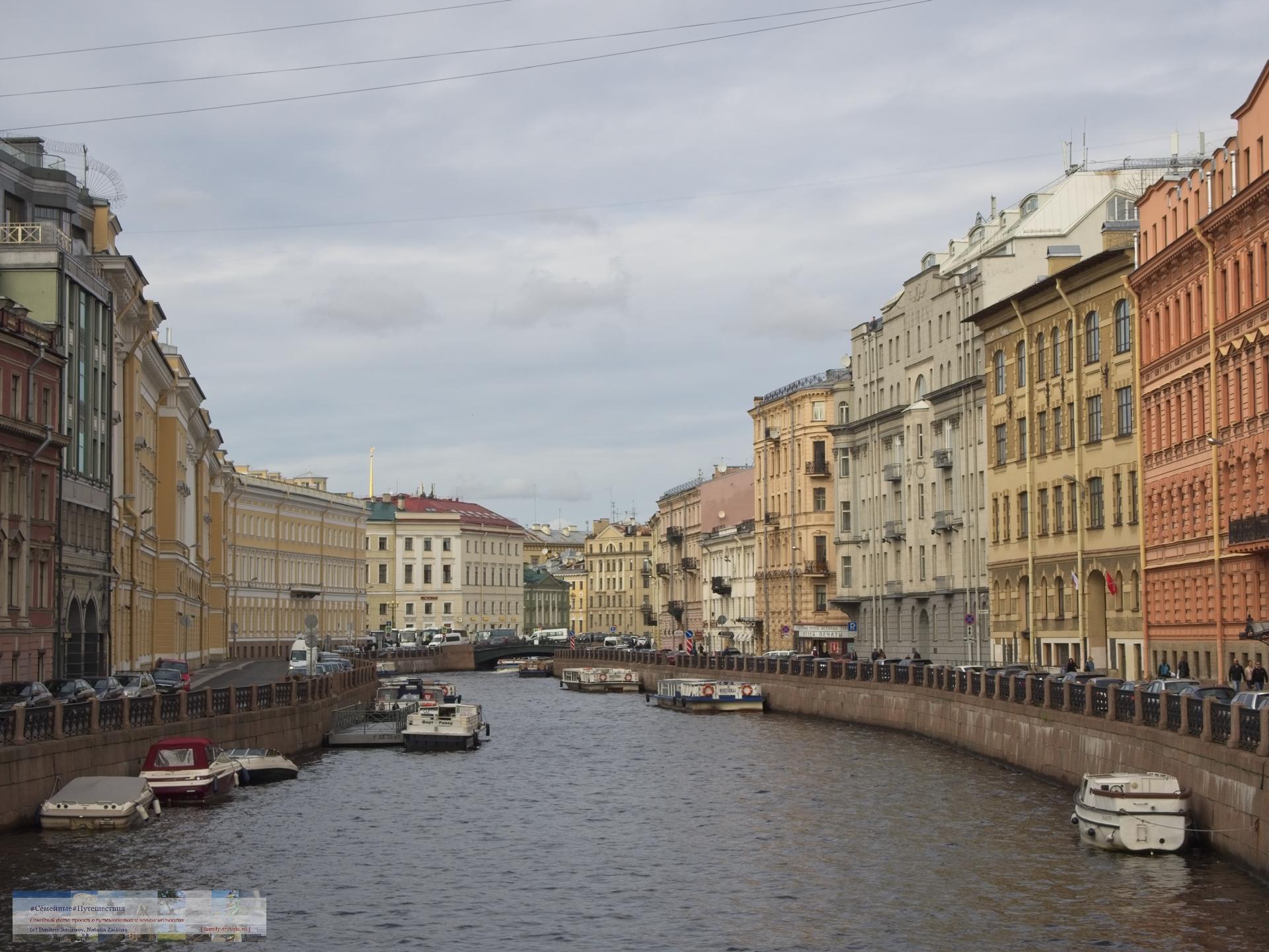 Путешествия  Бегом по Невскому (ч.2)