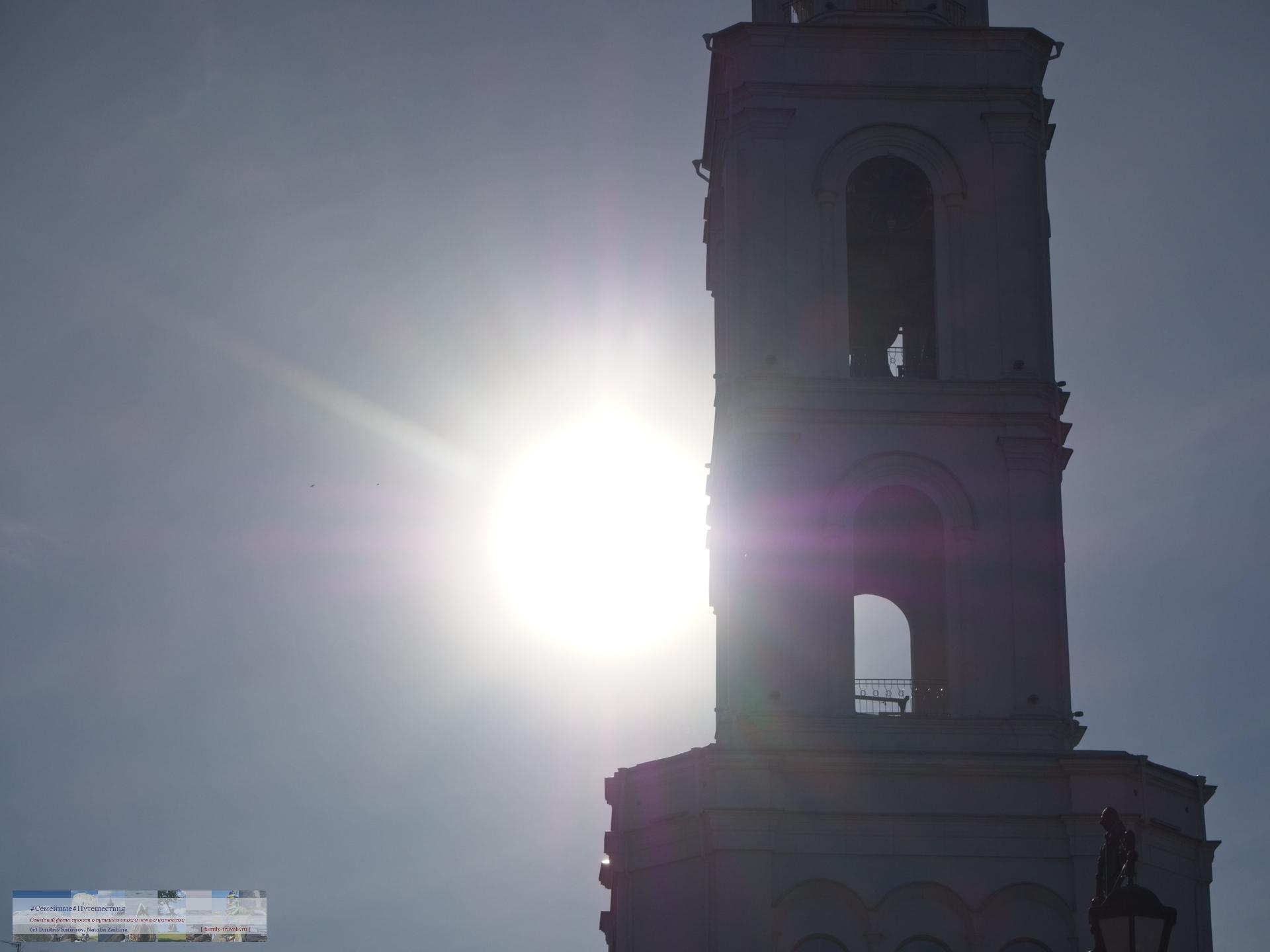 Путешествия  Бегом по Самаре (Иверский монастырь и пивзавод)